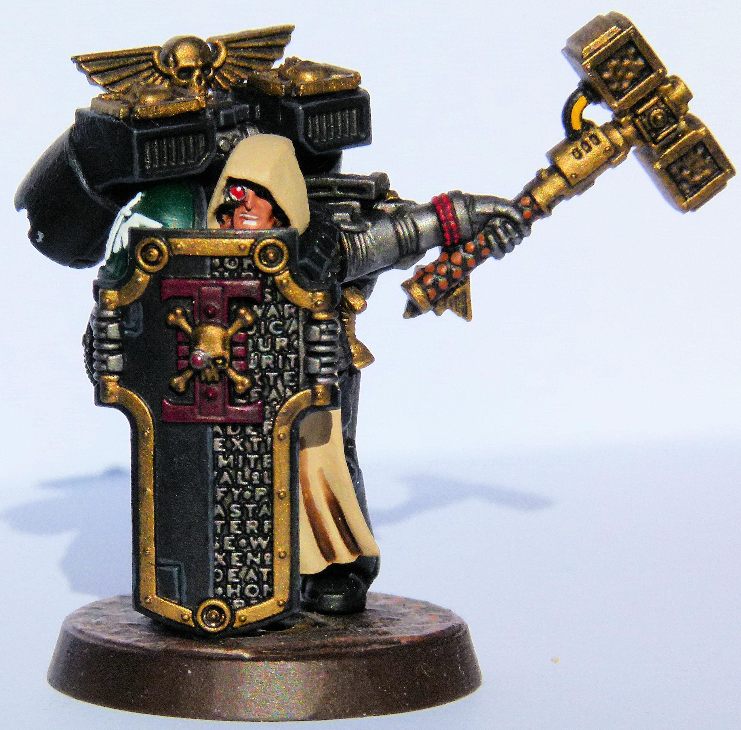 Dark Angel Deathwatch Veteran Front