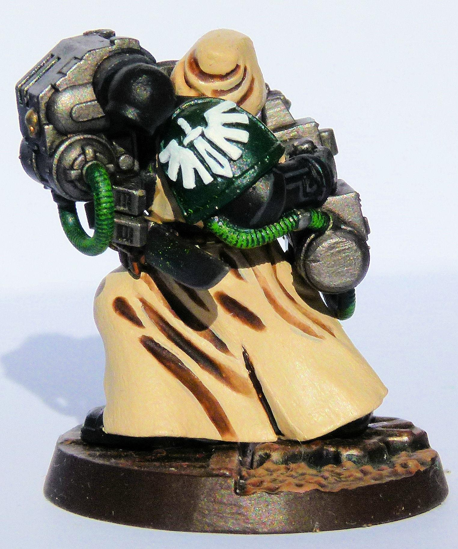 Dark Angel Deathwatch Veteran 2 Right