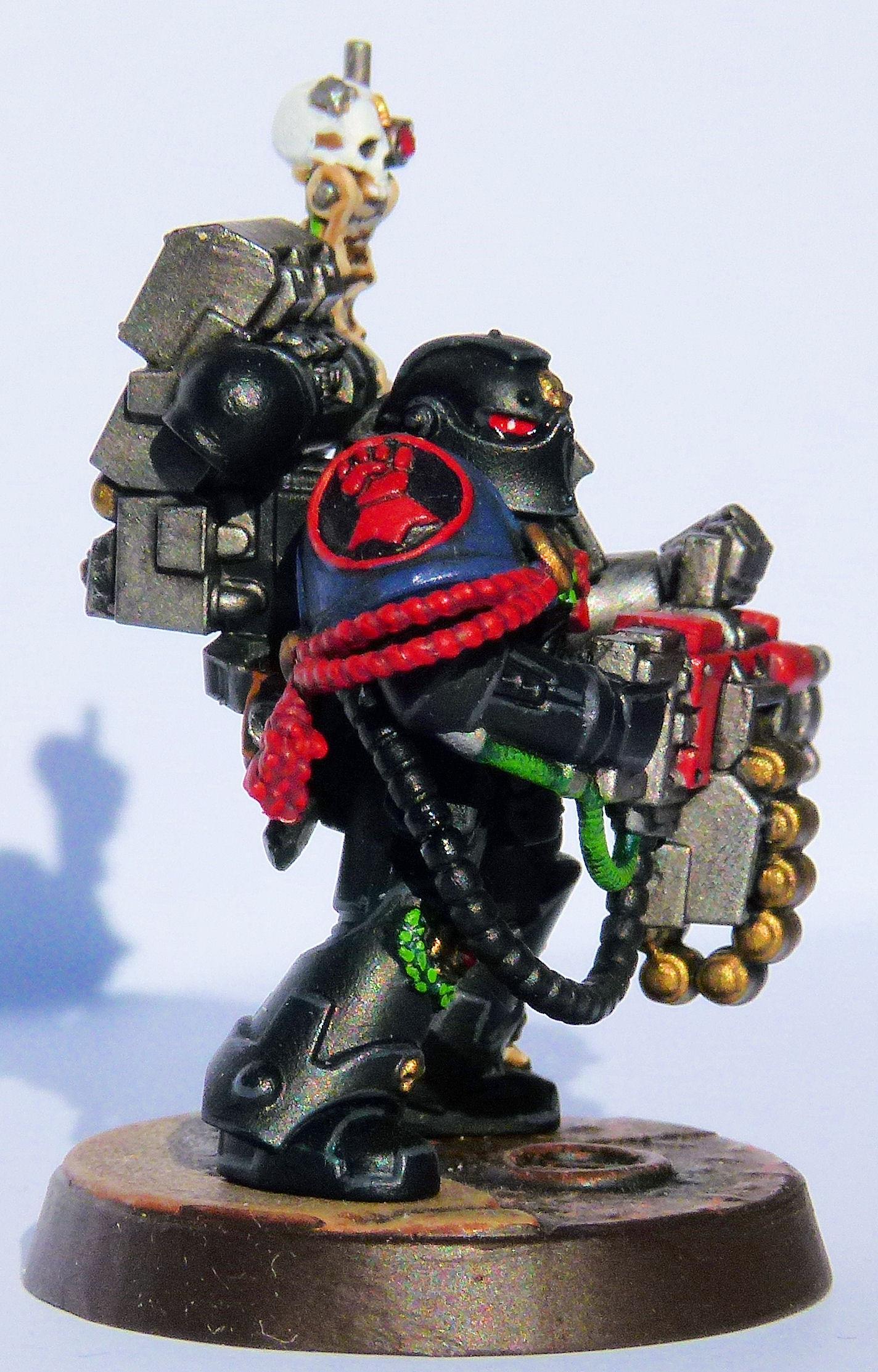 Crimson Fist Deathwatch Veteran Right