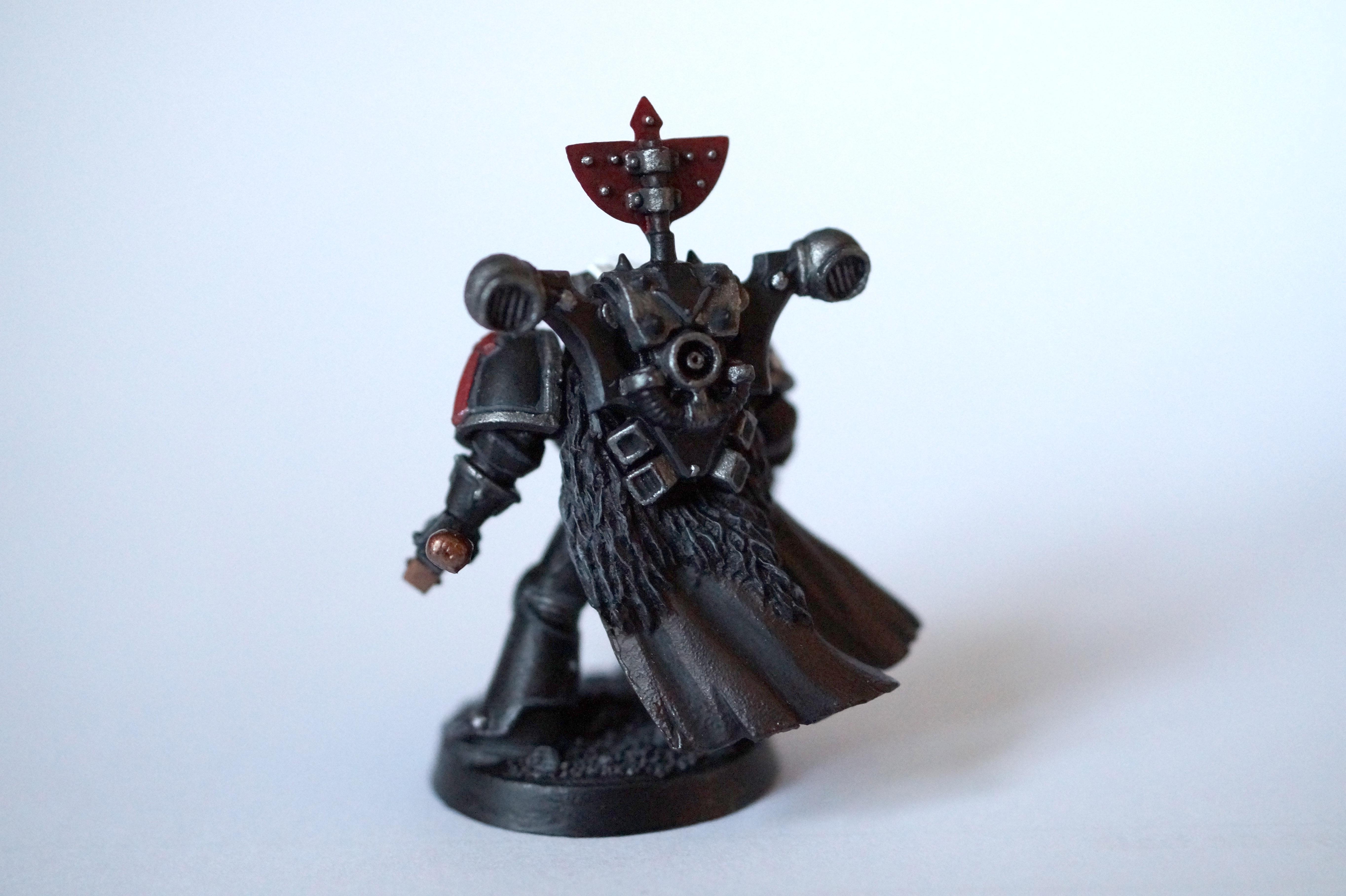 Dark Angels, Fallen Angel, Horus Heresy, Warhammer 40,000