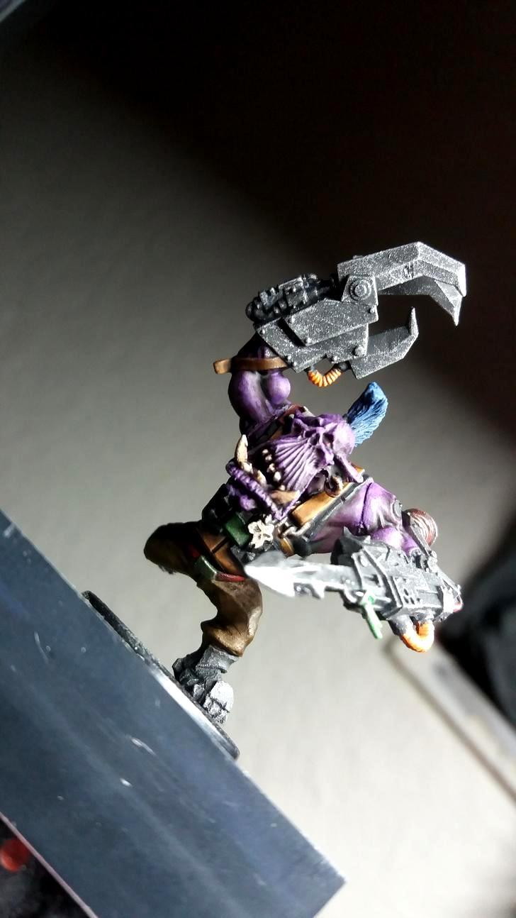 Nob, Orks, Purple