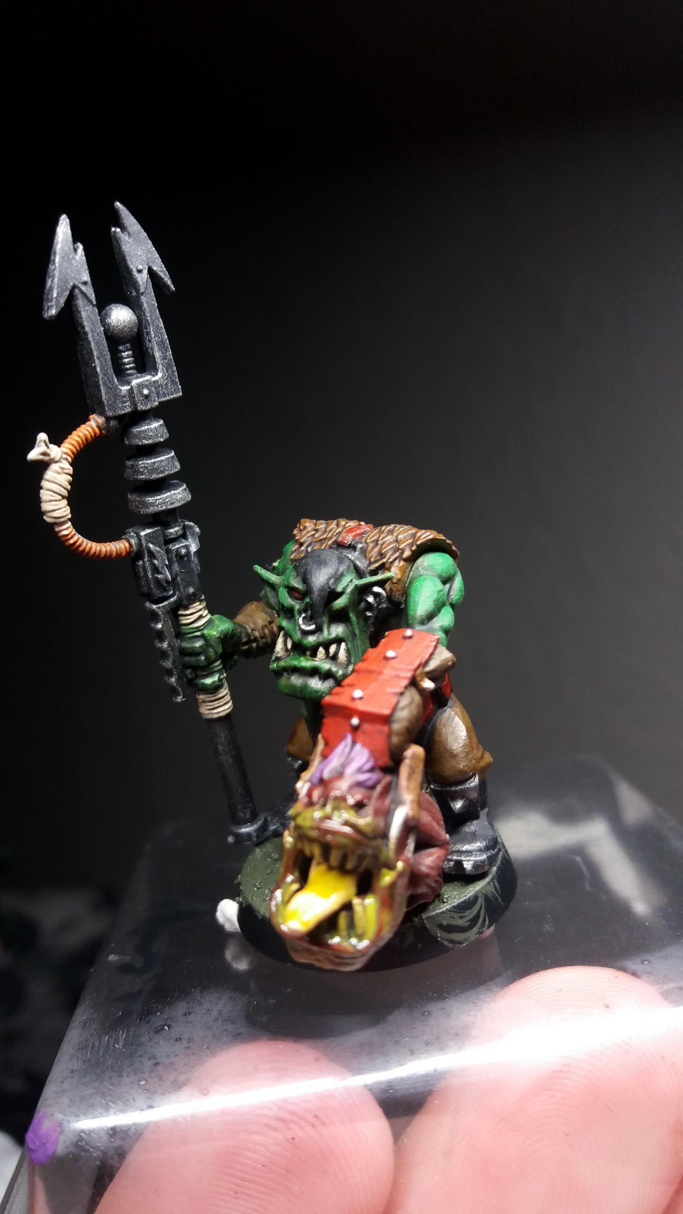 Misfits, Orks, Runtherd