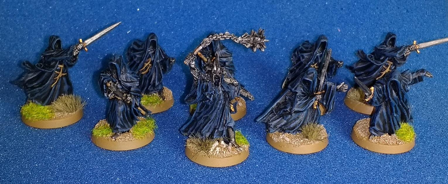 Lord Of The Rings, Mordor, Nazgul, Ringwraiths, Witch King