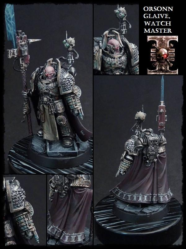 Death Watch, Deathwatch, Deathwatch Watchmaster, Watch Master