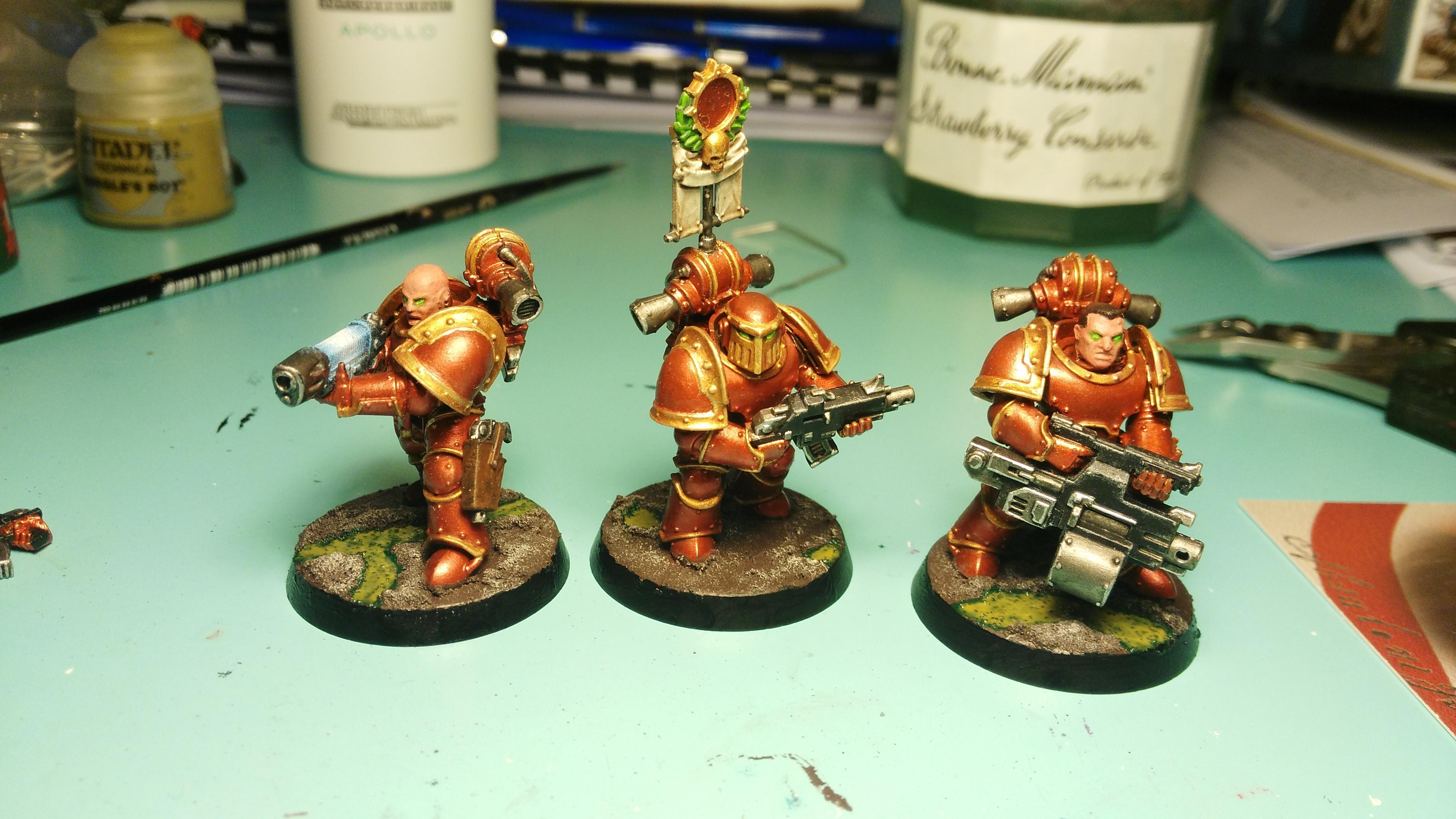 Burning Of Prospero, Chaos Space Marines, Horus Heresy, Thousand Sons, Traitor Legion