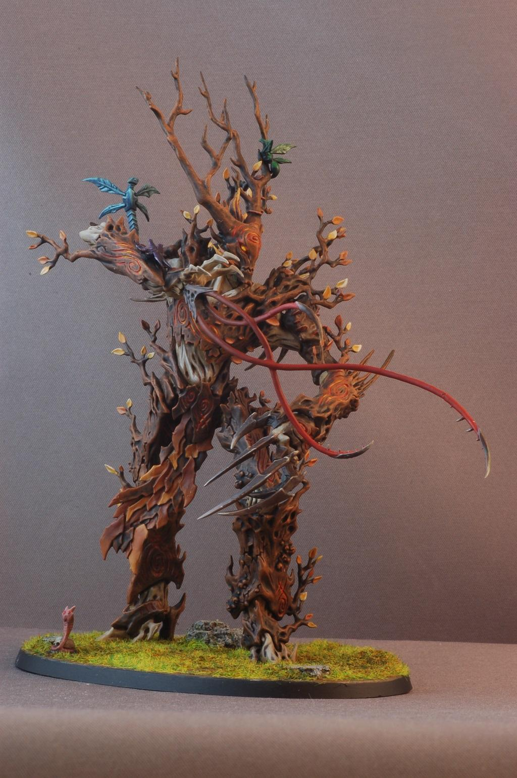 Age Of Sigmar, Sylvaneth, Treelord