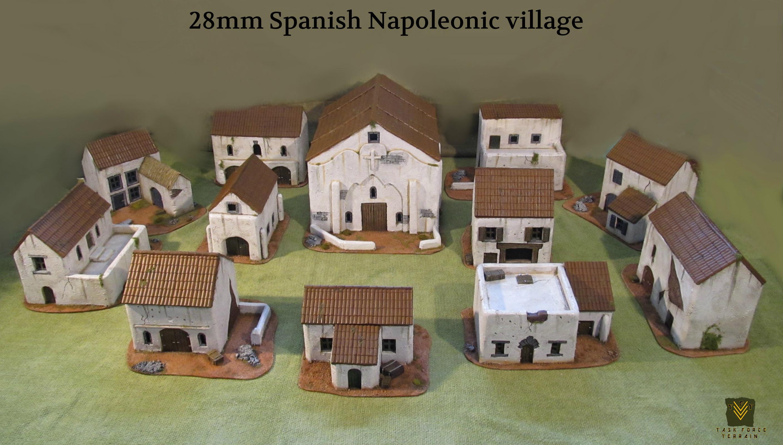 Spanish, Village