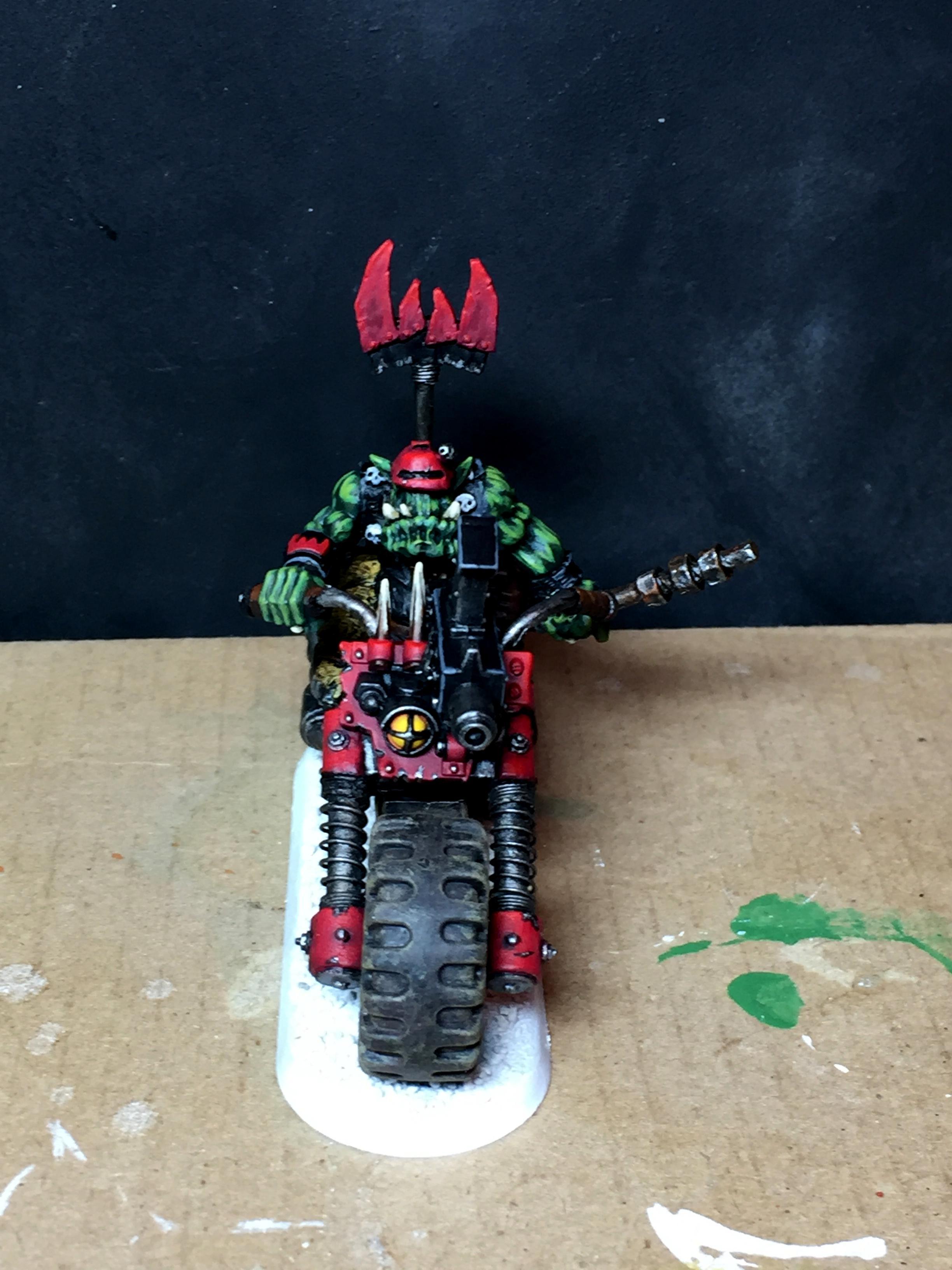 Orks, Warbikers