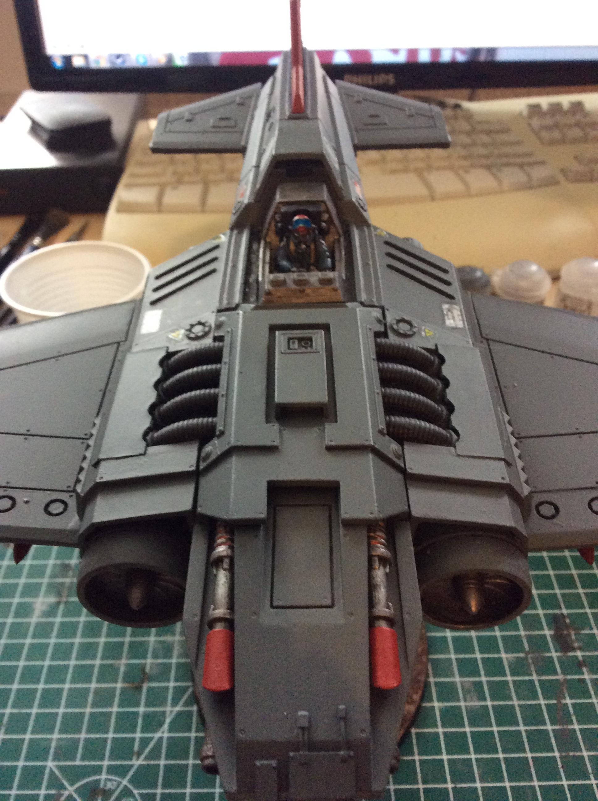 30k, Horus Heresy, Imperial Navy, Solar Auxilia, Thunderbolt