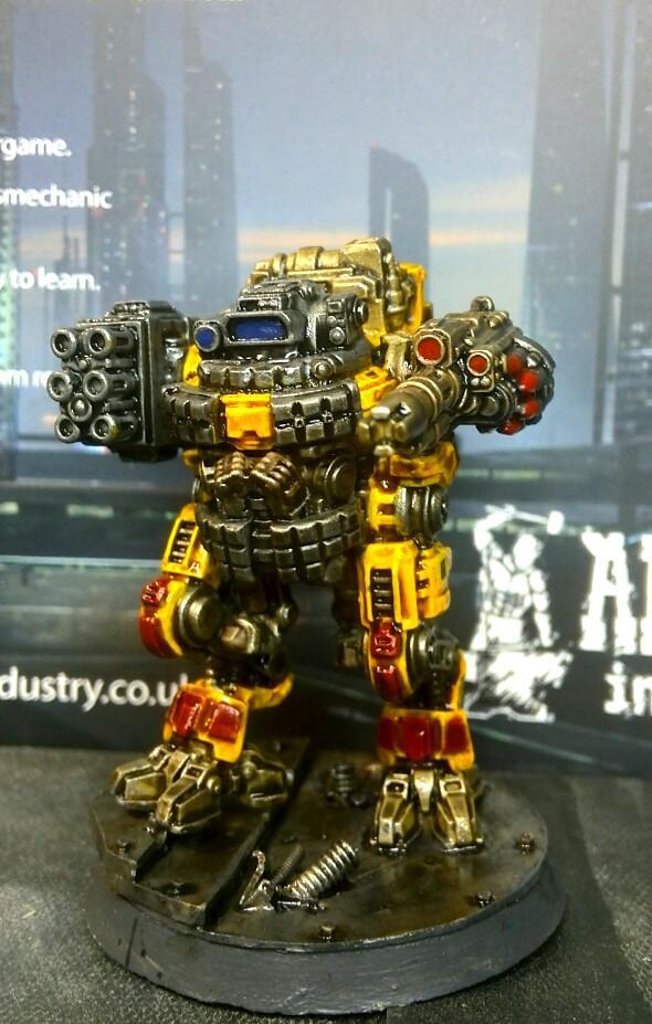 Afterlife, Anvil Industry, Goliath, Goliath Assault Mech, Republic