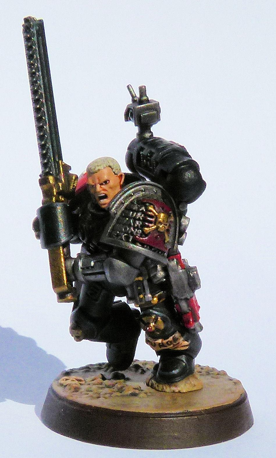 Flesh Eaters Deathwatch Veteran Front