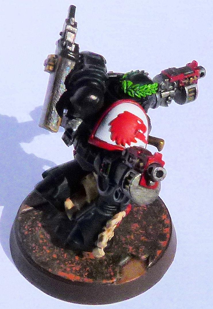 Storm Hawks Deathwatch Veteran Right Side