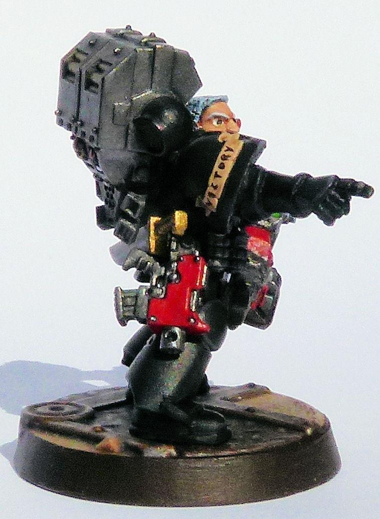 Blackshield Deathwatch Right Side