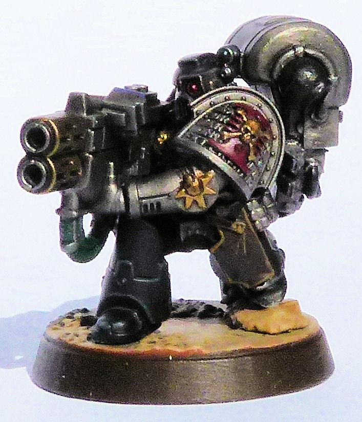 Imperious Reavers Deathwatch Veteran Front Left