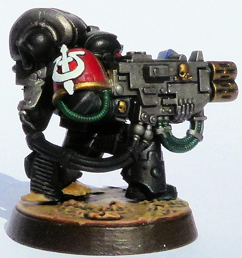 Imperious Reavers Deathwatch Veteran Front Right