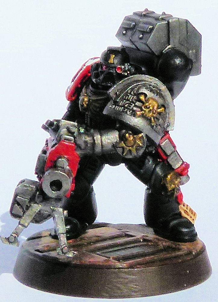 White Scar Deathwatch Veteran Front