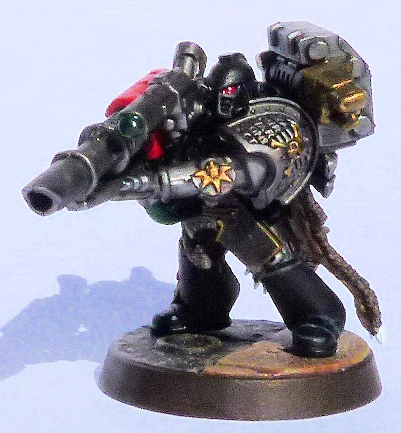 Shadow Wolves Deathwatch Veteran Front
