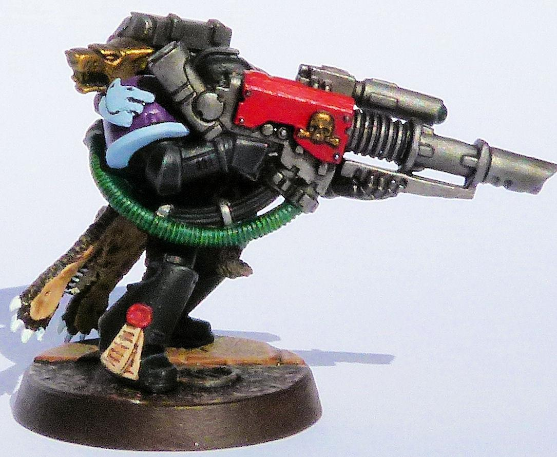 Shadow Wolves Deathwatch Veteran Right Side