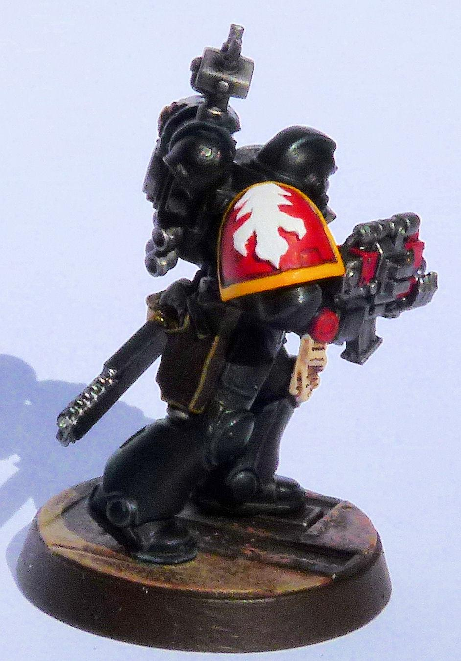 Imperial Talons Deathwatch Veteran Right Side