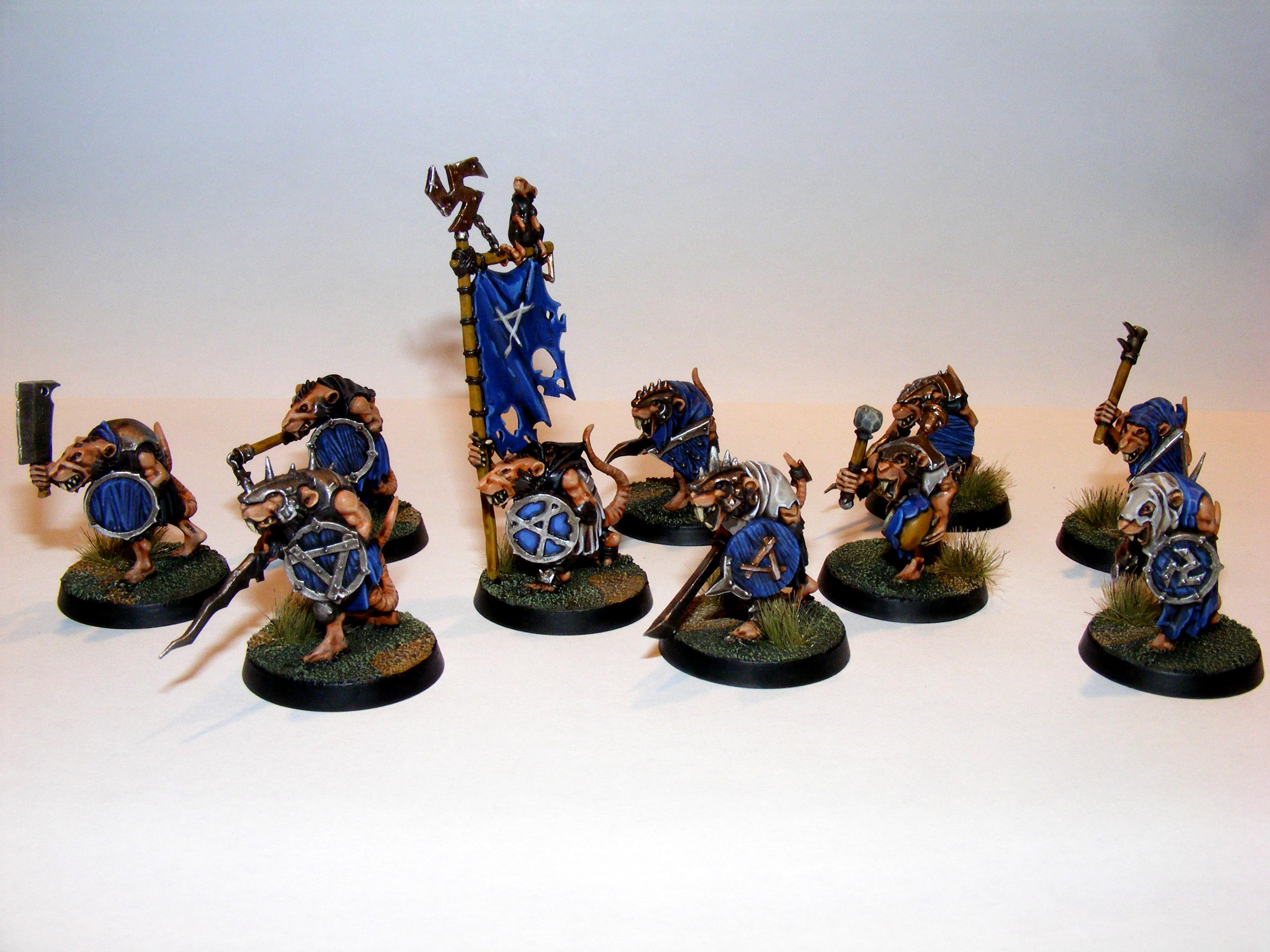 Age Of Sigmar, Chaos, Skaven, Spire Of Dawn