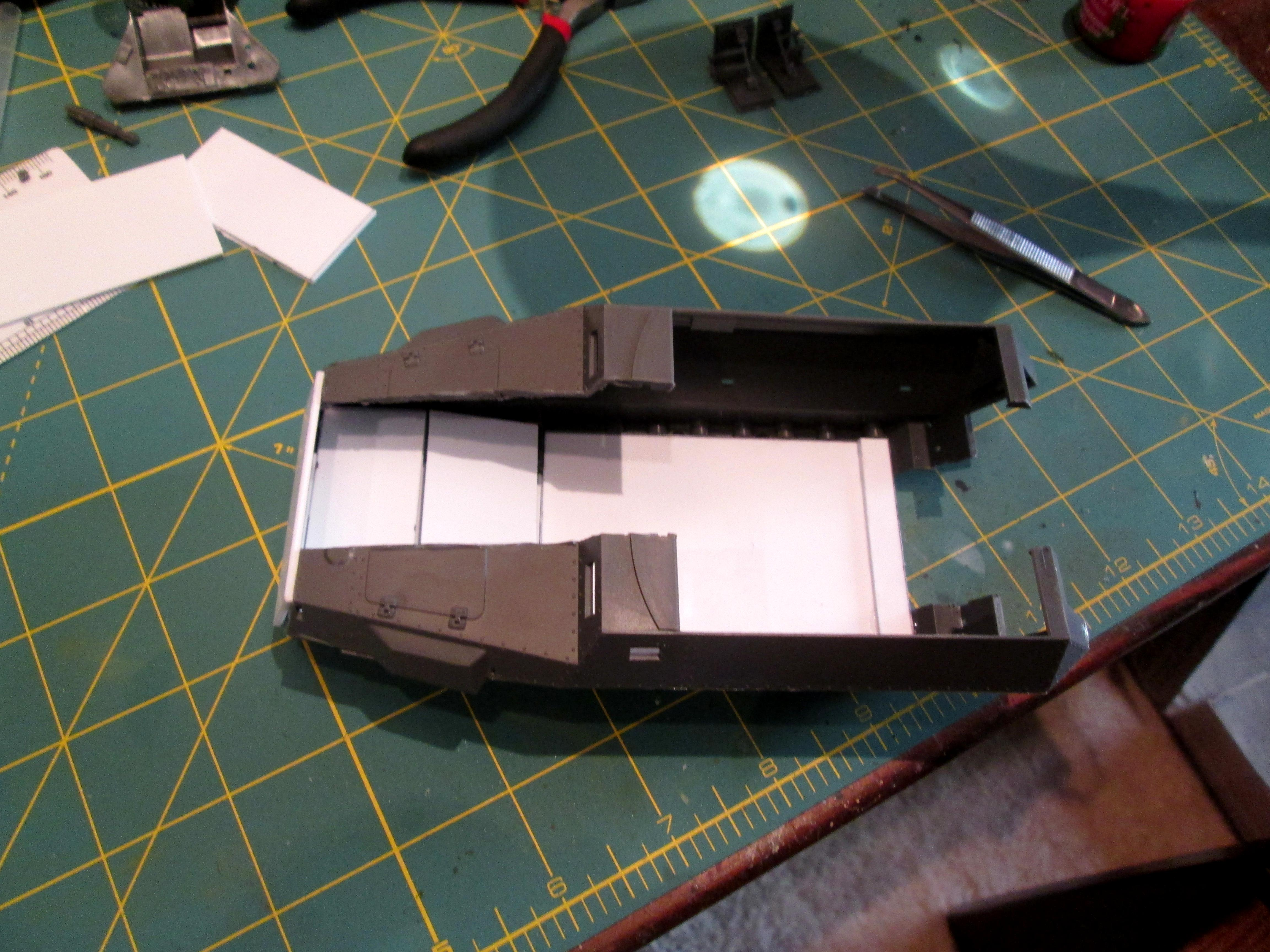 Chimera, Conversion, Panzerjaeger, Transport