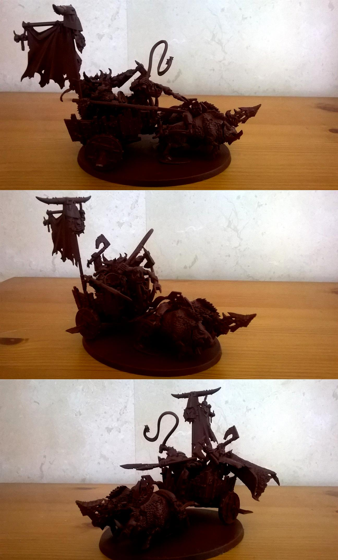 Assault, Black Orc, Boar, Boarboyz, Chariot, Goblins, Greenskinz, Orcs, Waaaghboss, Warhammer Fantasy