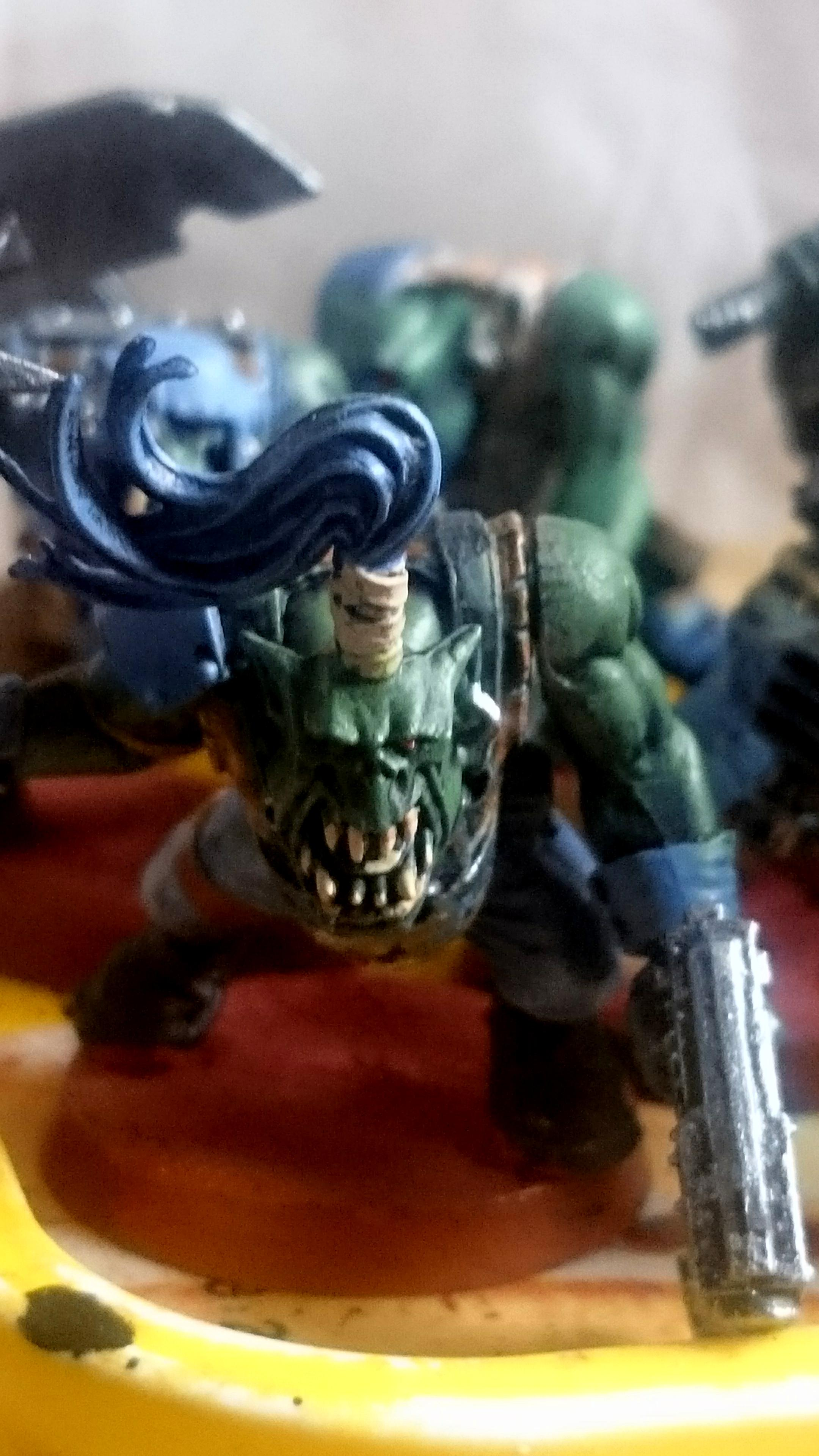 Deathskulls, Deffskulls, Orks, Warhammer 40,000