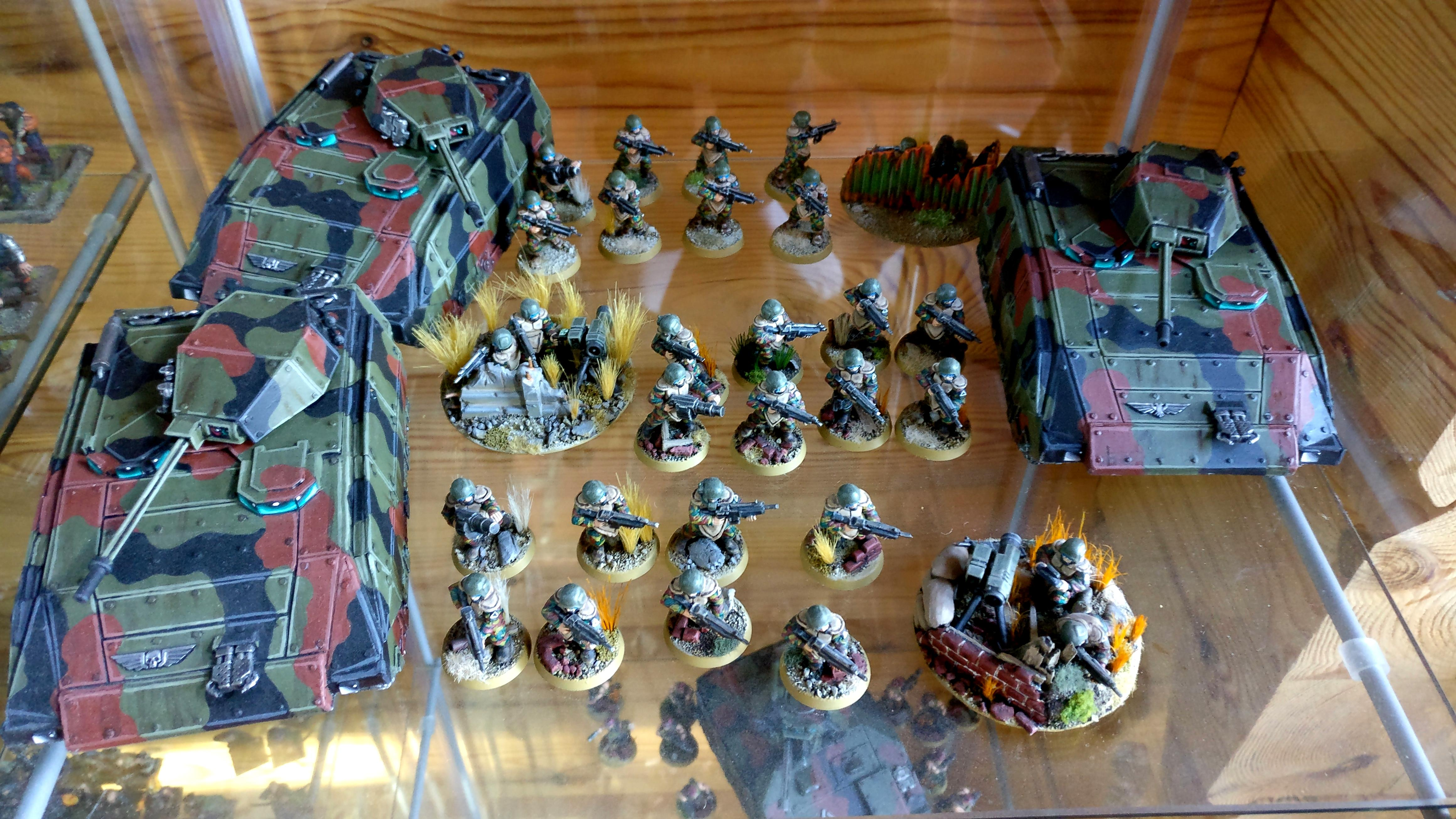 3rd, Astra, Belgium, Camouflage, Conversion, Darkon, Guard, Imperial, Militarum