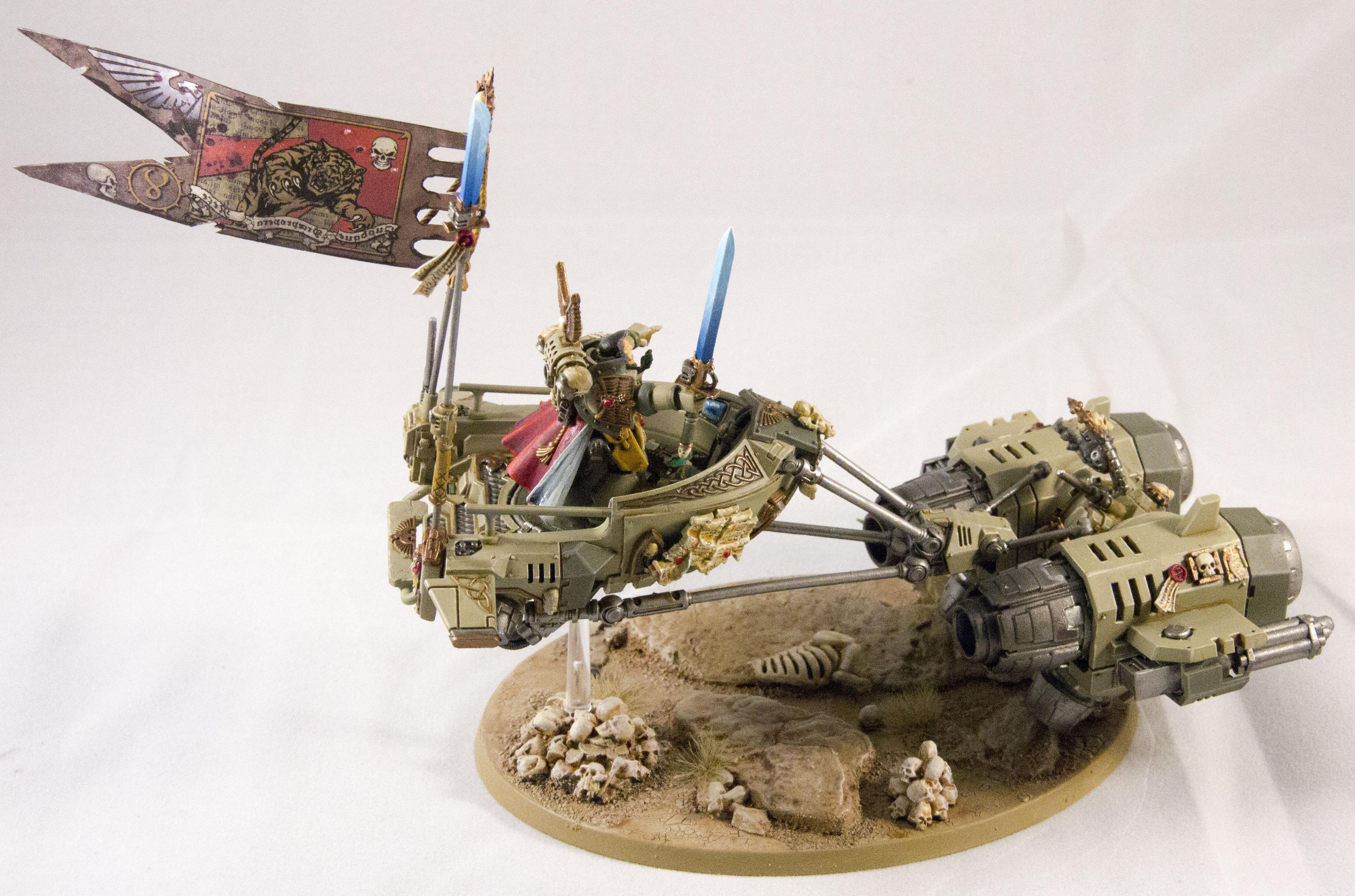 Space Marines, Chapter Master