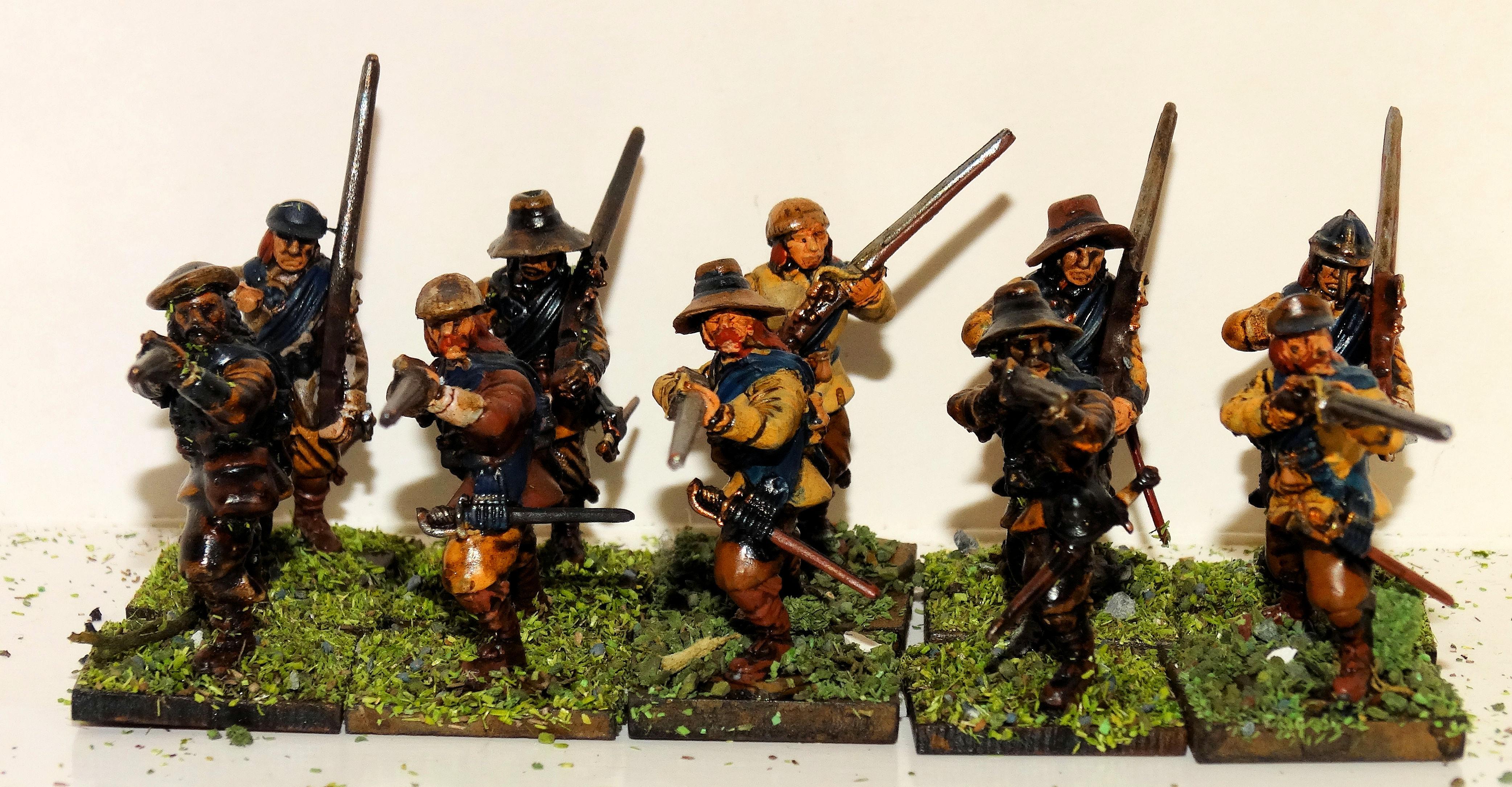 Arquebusier Troop 2