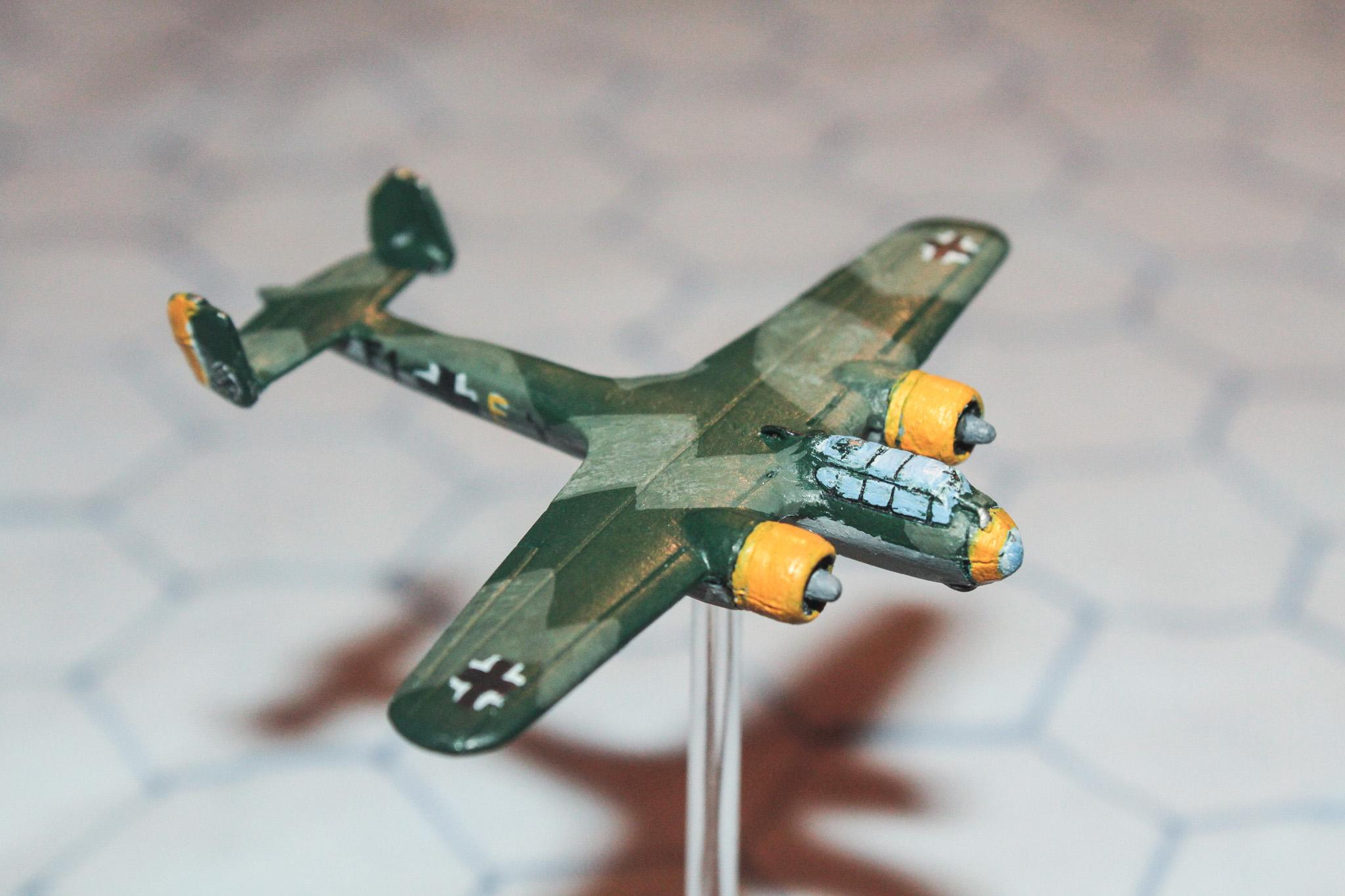 1:300, 6mm, Air Combat, Airborne, Aircraft, Airplane, Aviation, Check Your 6!, Fliers, Luftwaffe, Planes, World War 2
