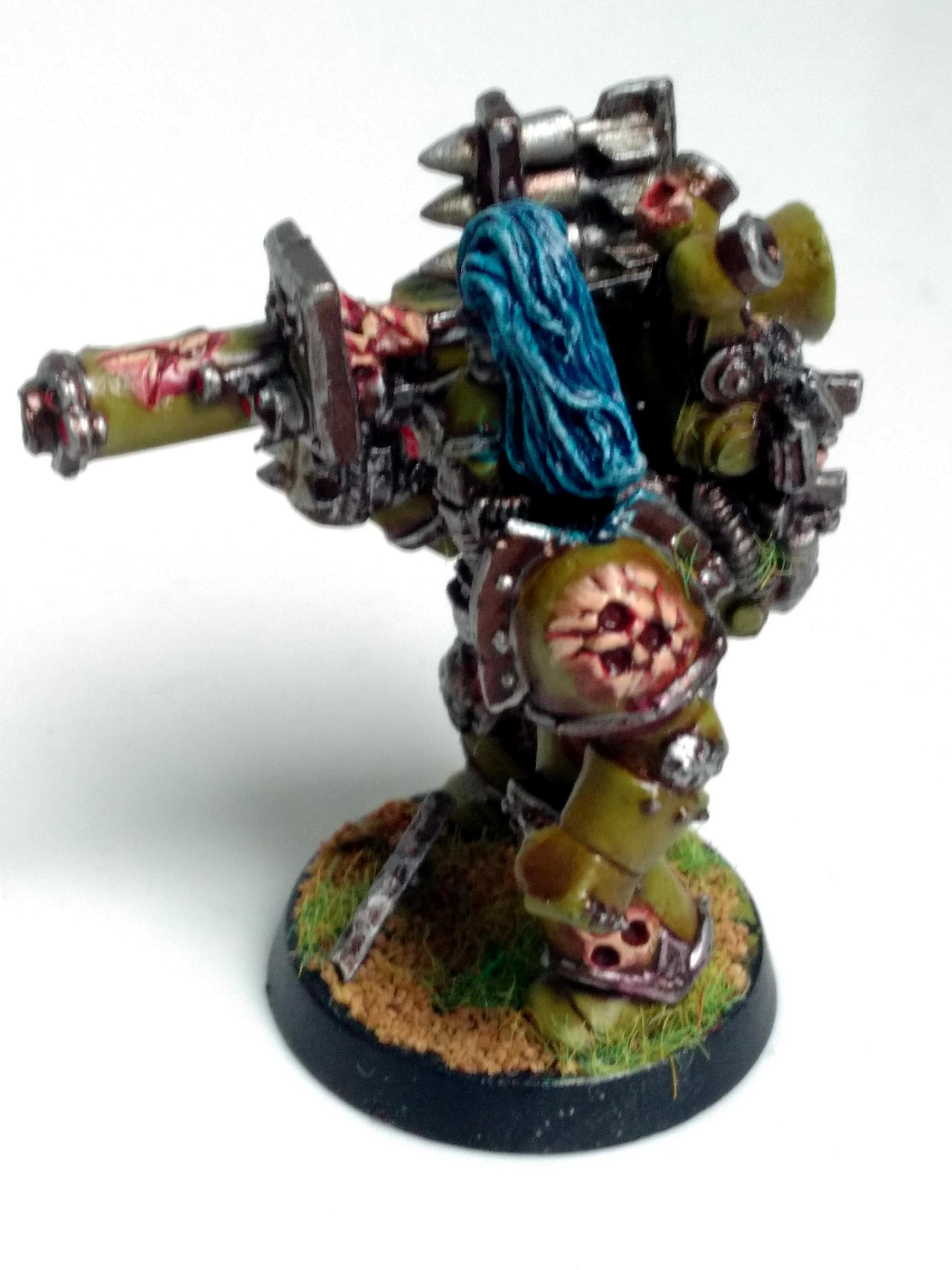 Death Guard, Havoc, Missile Launcher