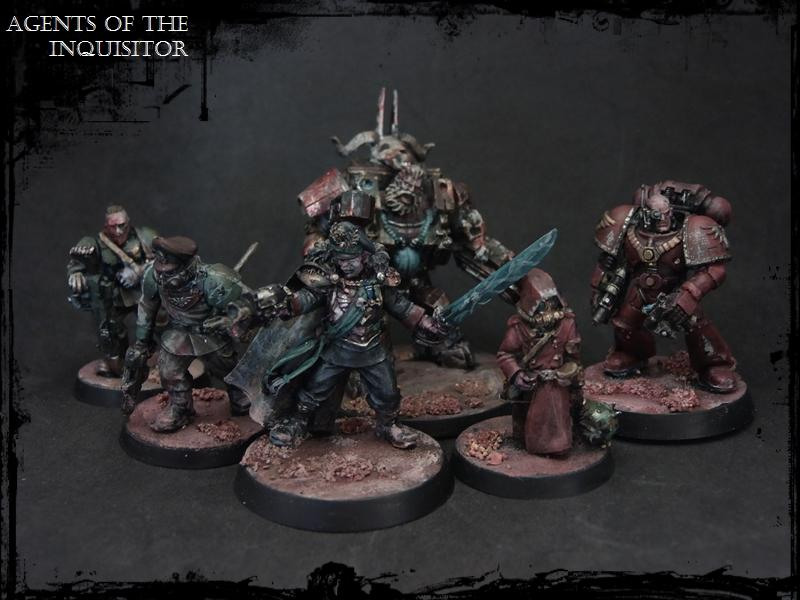 Inquisition, Kill Team, Shadow War, Warhammer 40,000