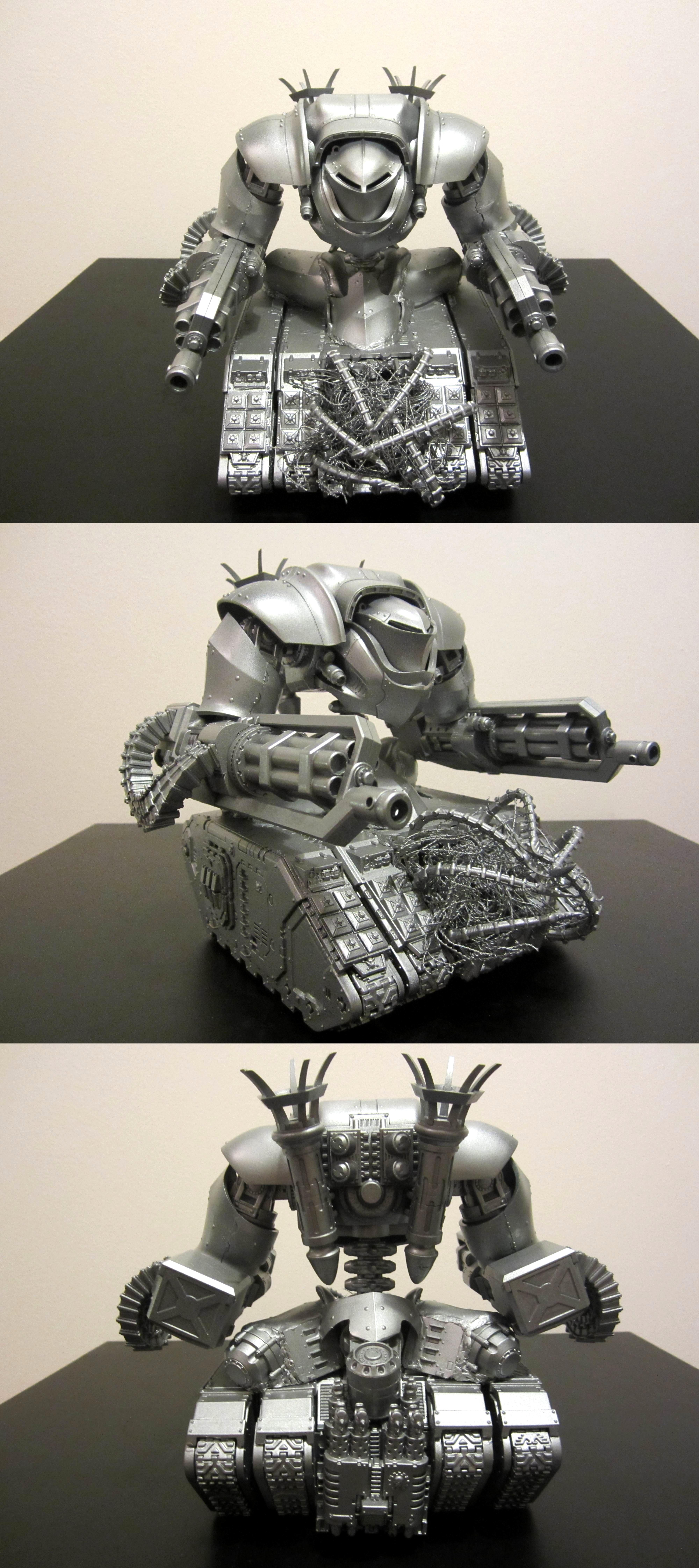 Chaos, Chaos Space Marines, Daemons, Engine, Heavy, Iron Warriors, Kaban, Land Raider, Super-heavy, Tank, Warhammer 40,000