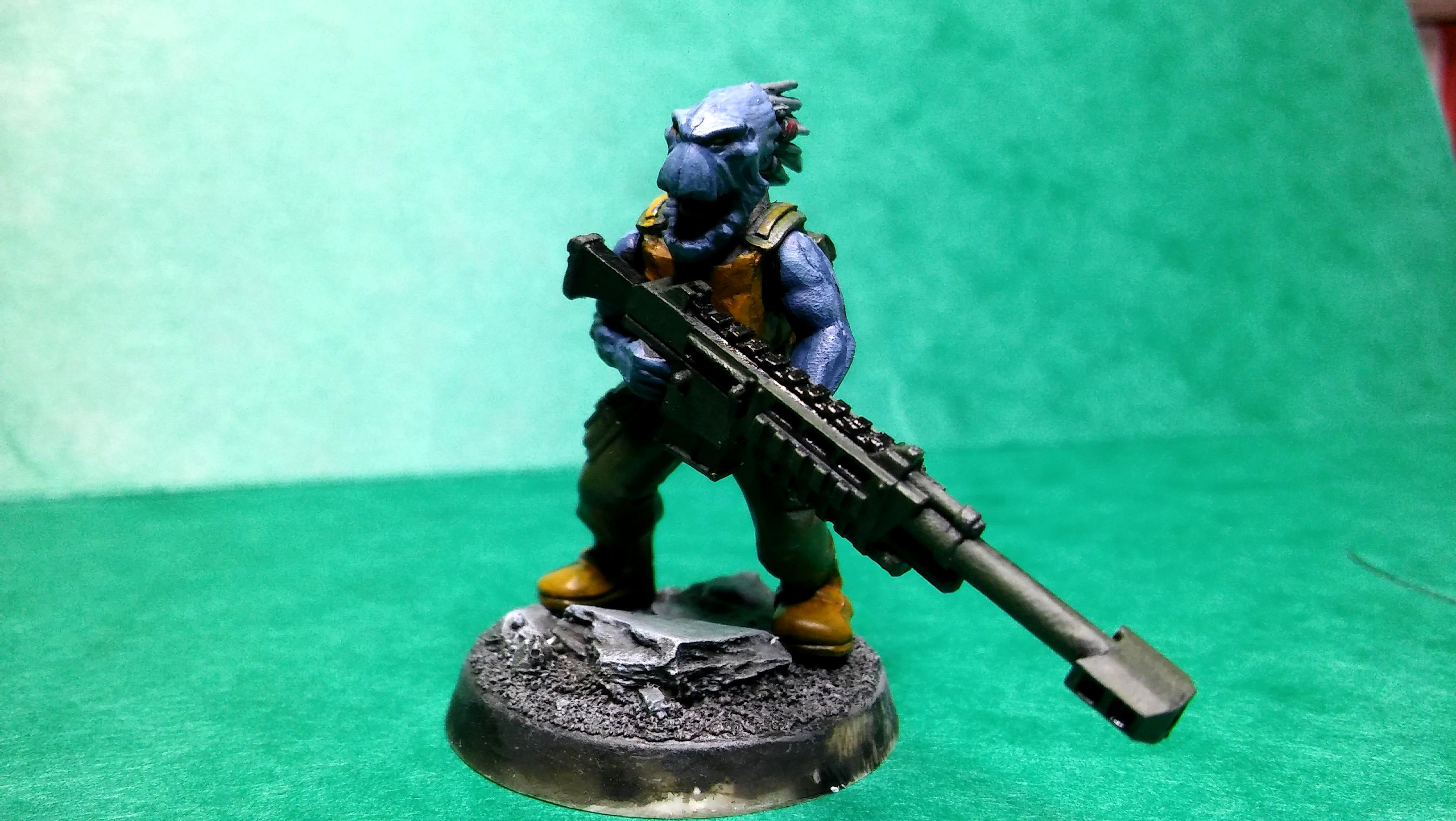 Military, Science-fiction, Soldier, Troops