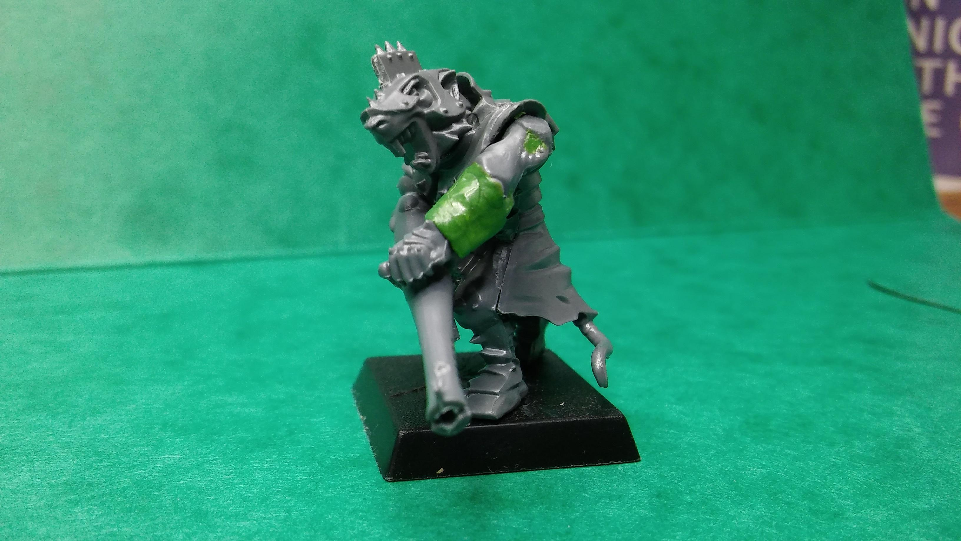 Conversion, Rat, Science-fiction, Soldier, Support Weapon, Trooper