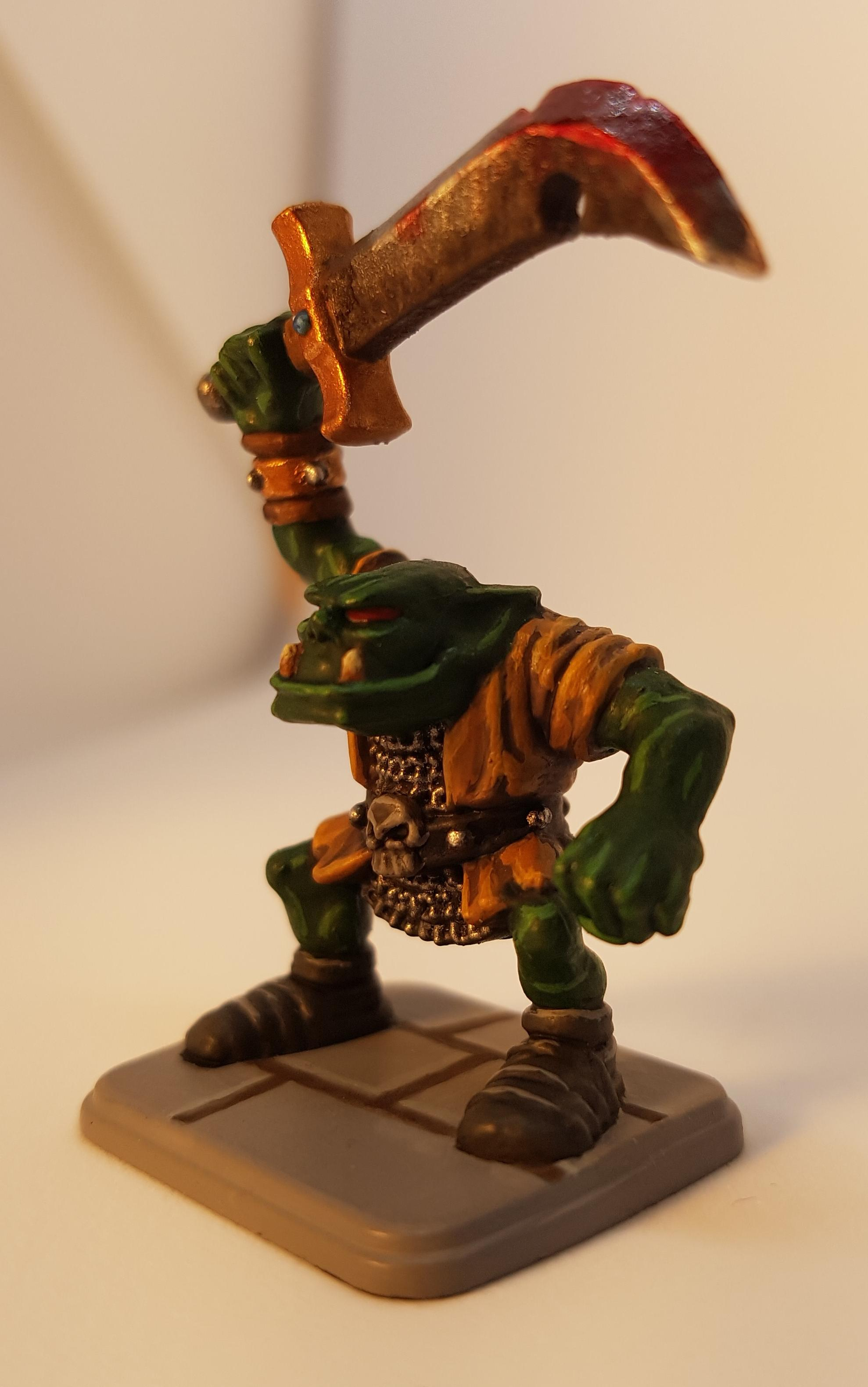 Fimir, Goblins, Greenskins, Hero Quest, Heroquest, Orks