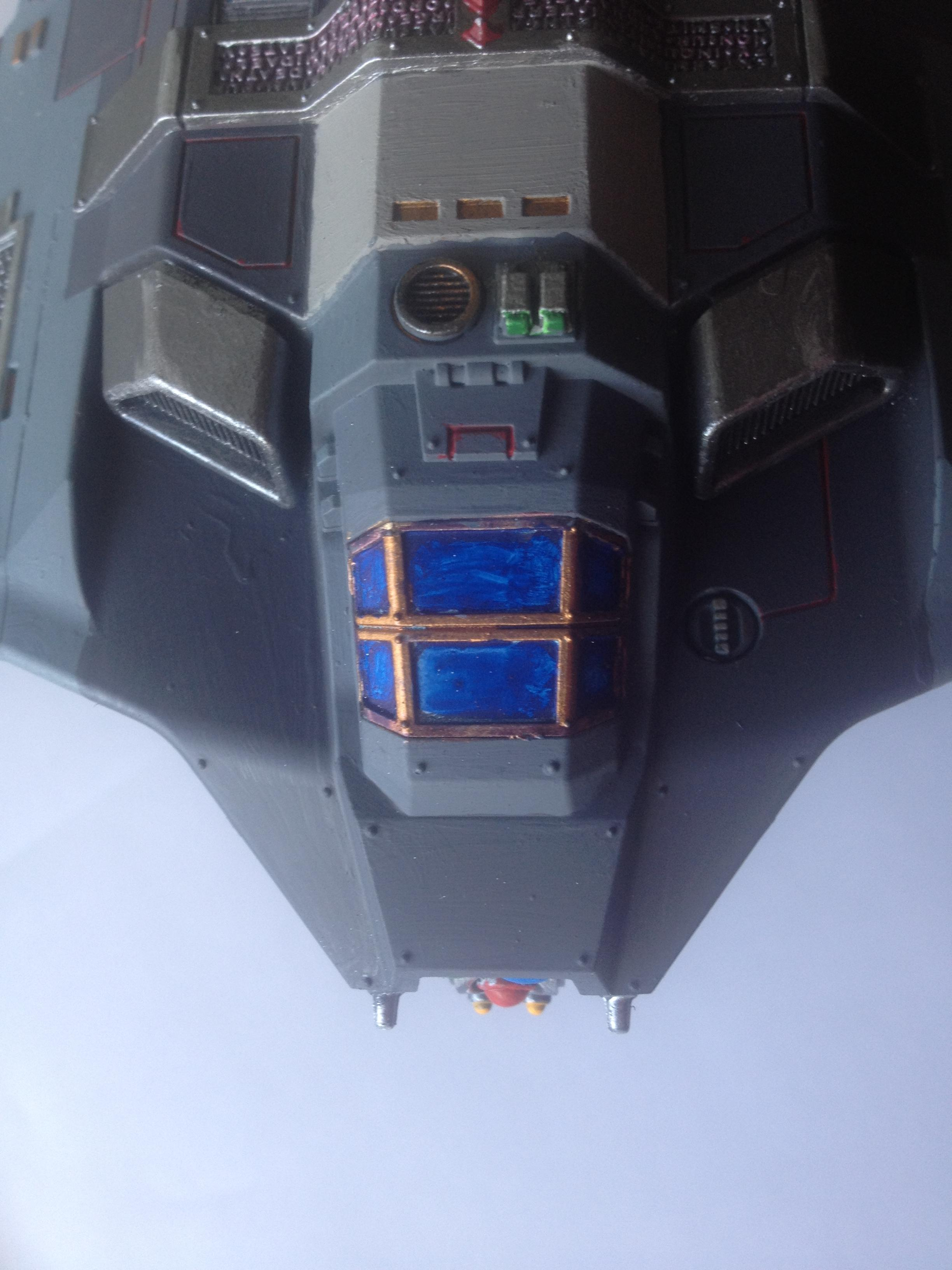 Corvus Blackstar, Space Marines, Warhammer 40,000