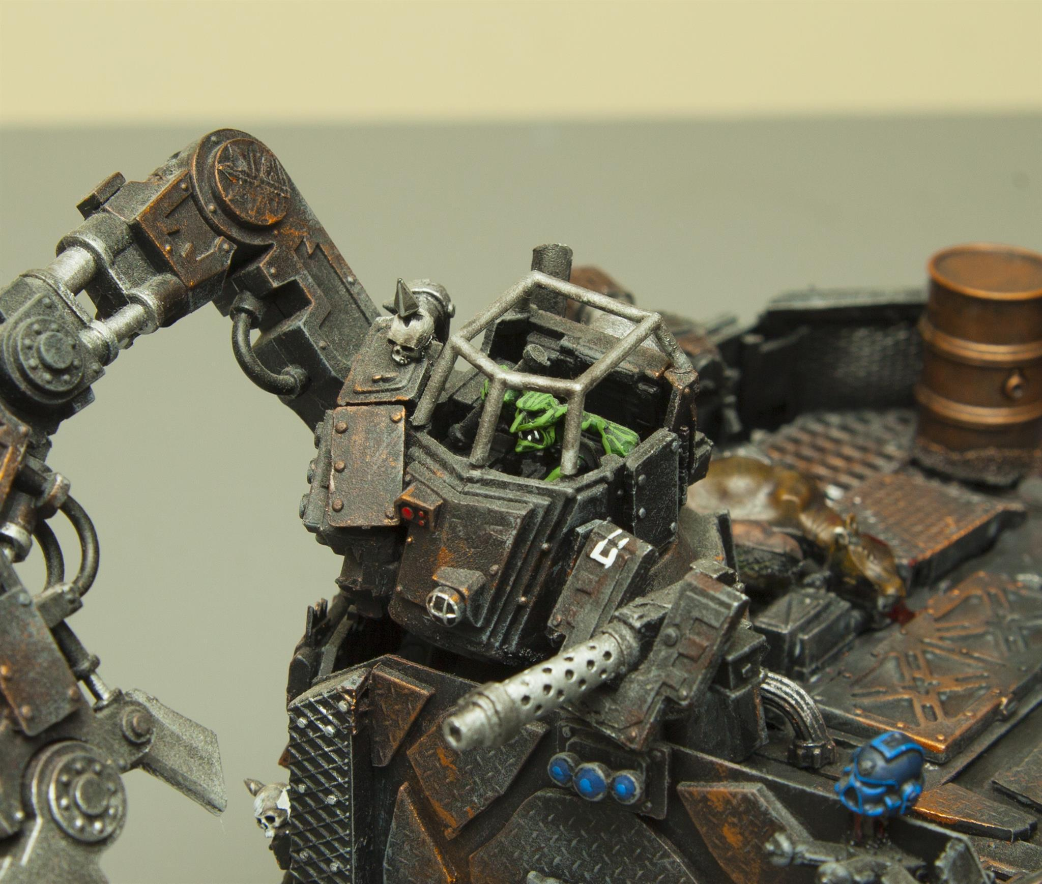Looted, Sentinel, Stompa