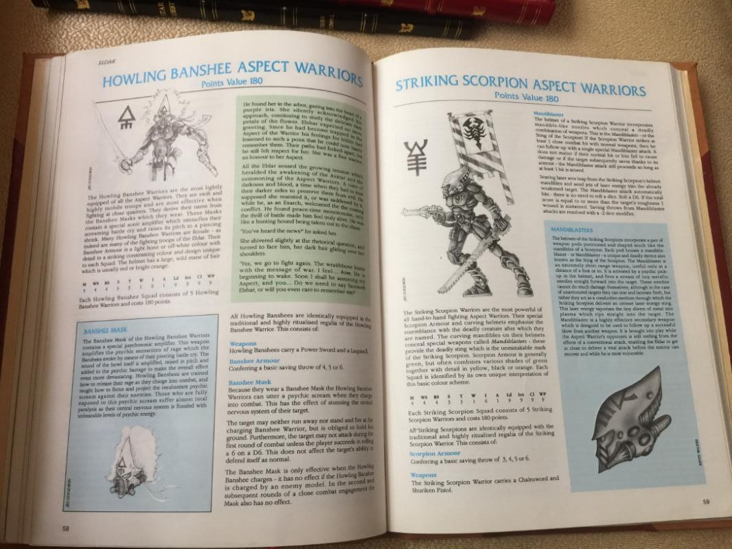 Books, Leather, Oldhammer, Rebinding, Rules