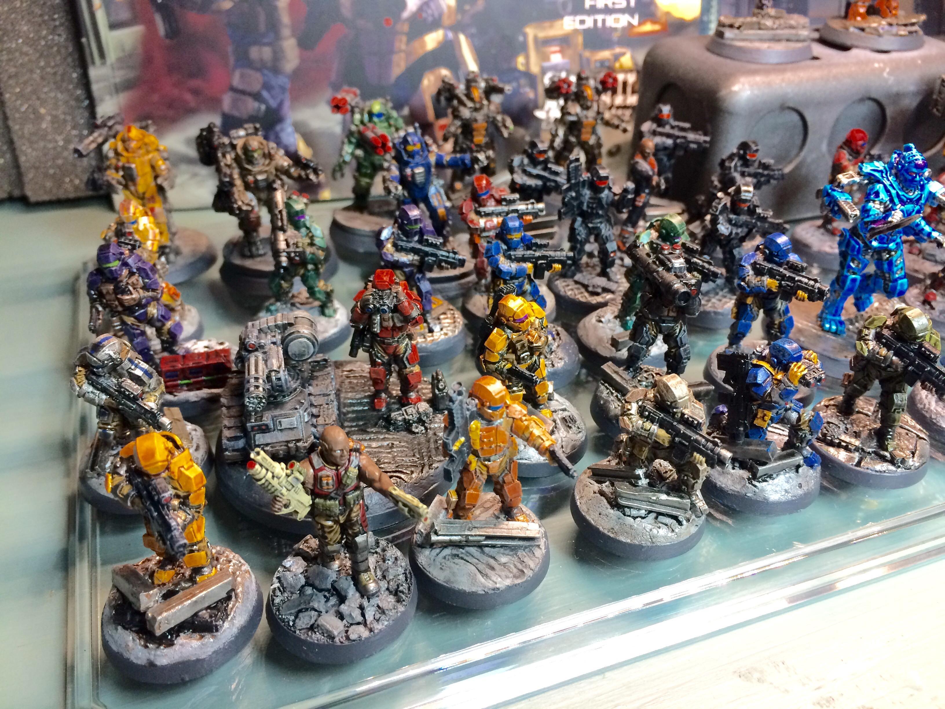 Afterlife, Anvil Industry, Ellion Hesp, Republic, Republic Grenadiers