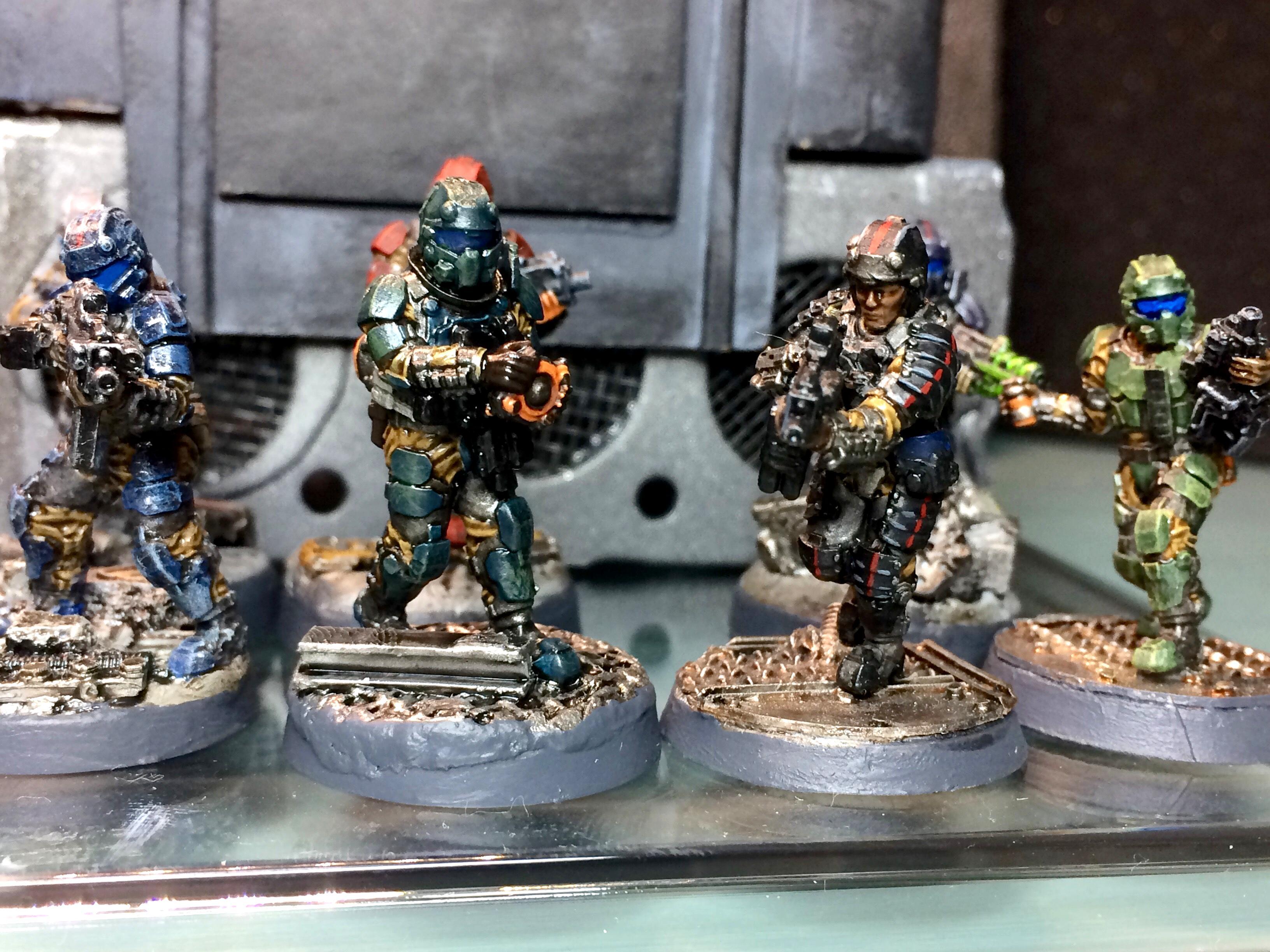 Afterlife, Anvil Industry, Idaho Yoshida, Republic, Republic Commandos
