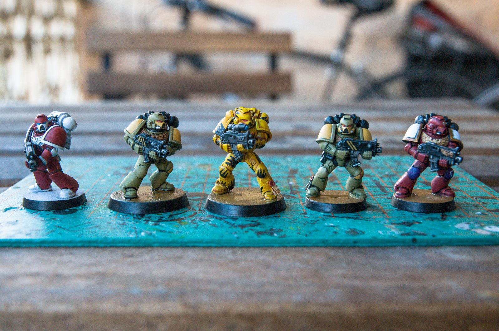 Camouflage, Homebrew Chapter, Mantis Warriors, Space Marines, Tranquillity, Veteran Sergeant