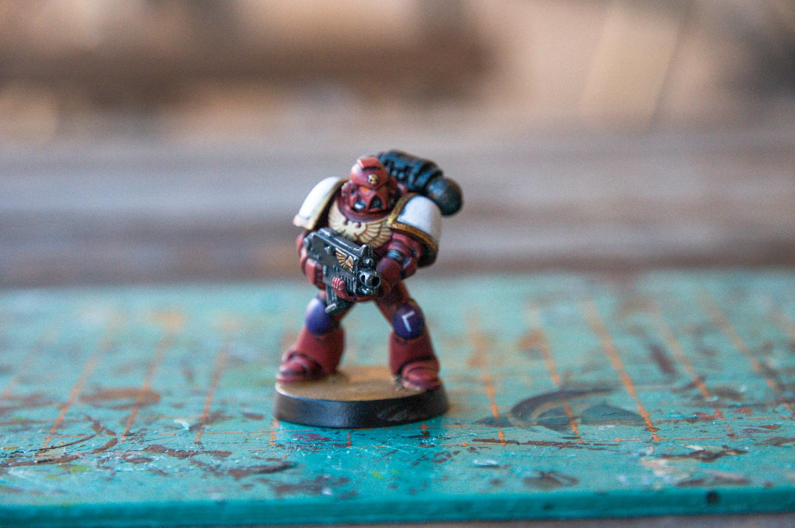 Homebrew Chapter, Space Marines