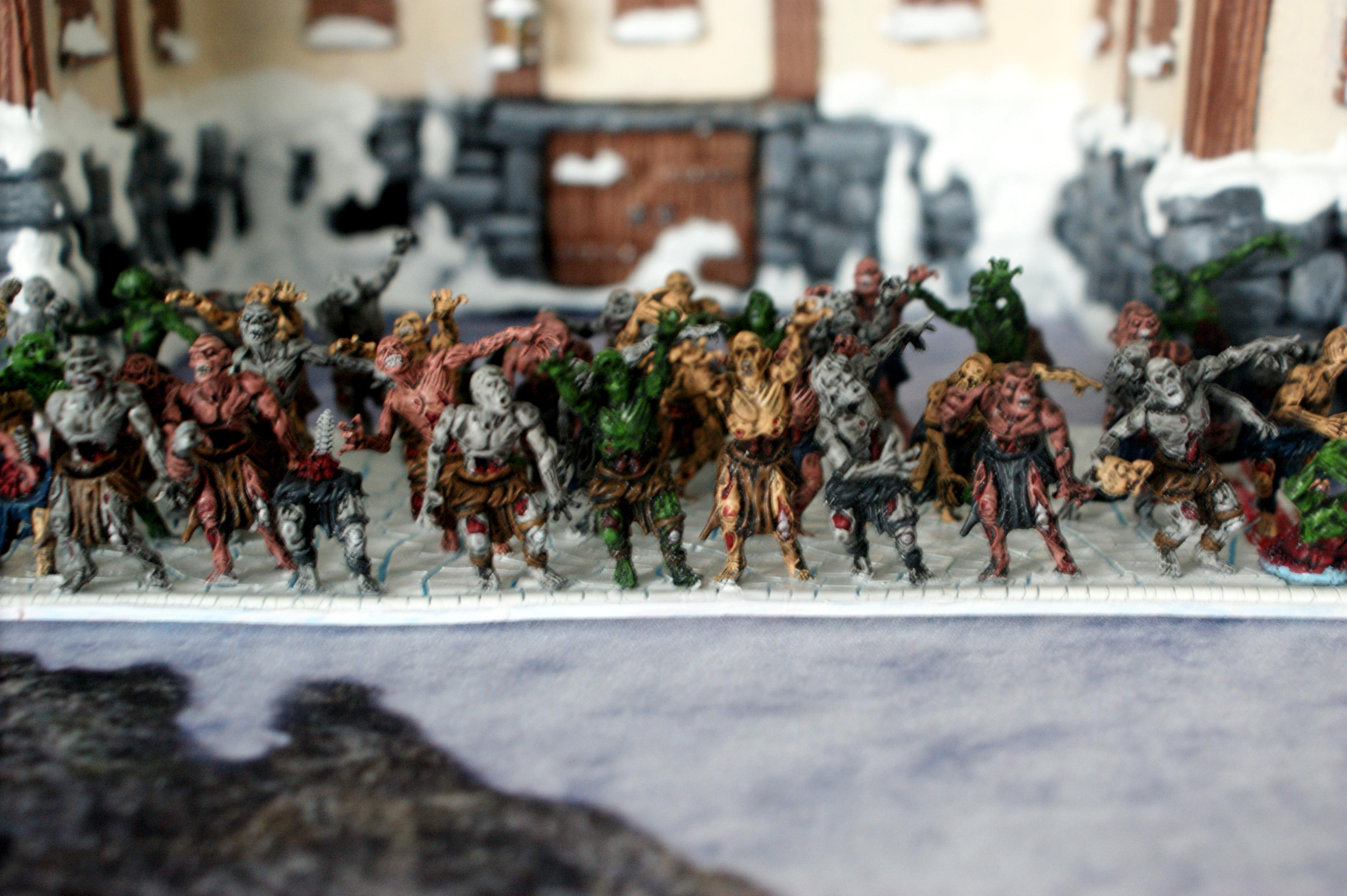 Ice, Kings Of War, Kow, Mantic, Snow, Undead