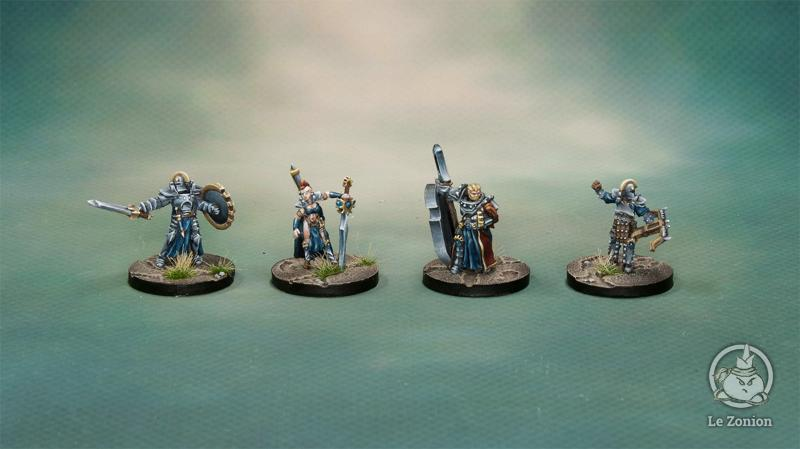 15mm, Chronicles Of The Wayfarer, Knights Of The Kiln, Warhammer