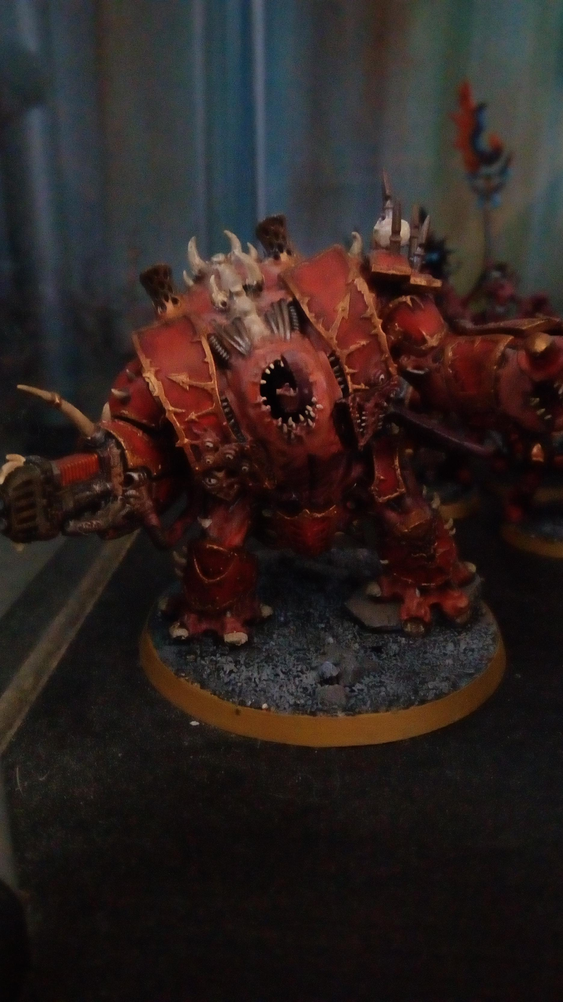 Chaos, Crimson Slaugthers