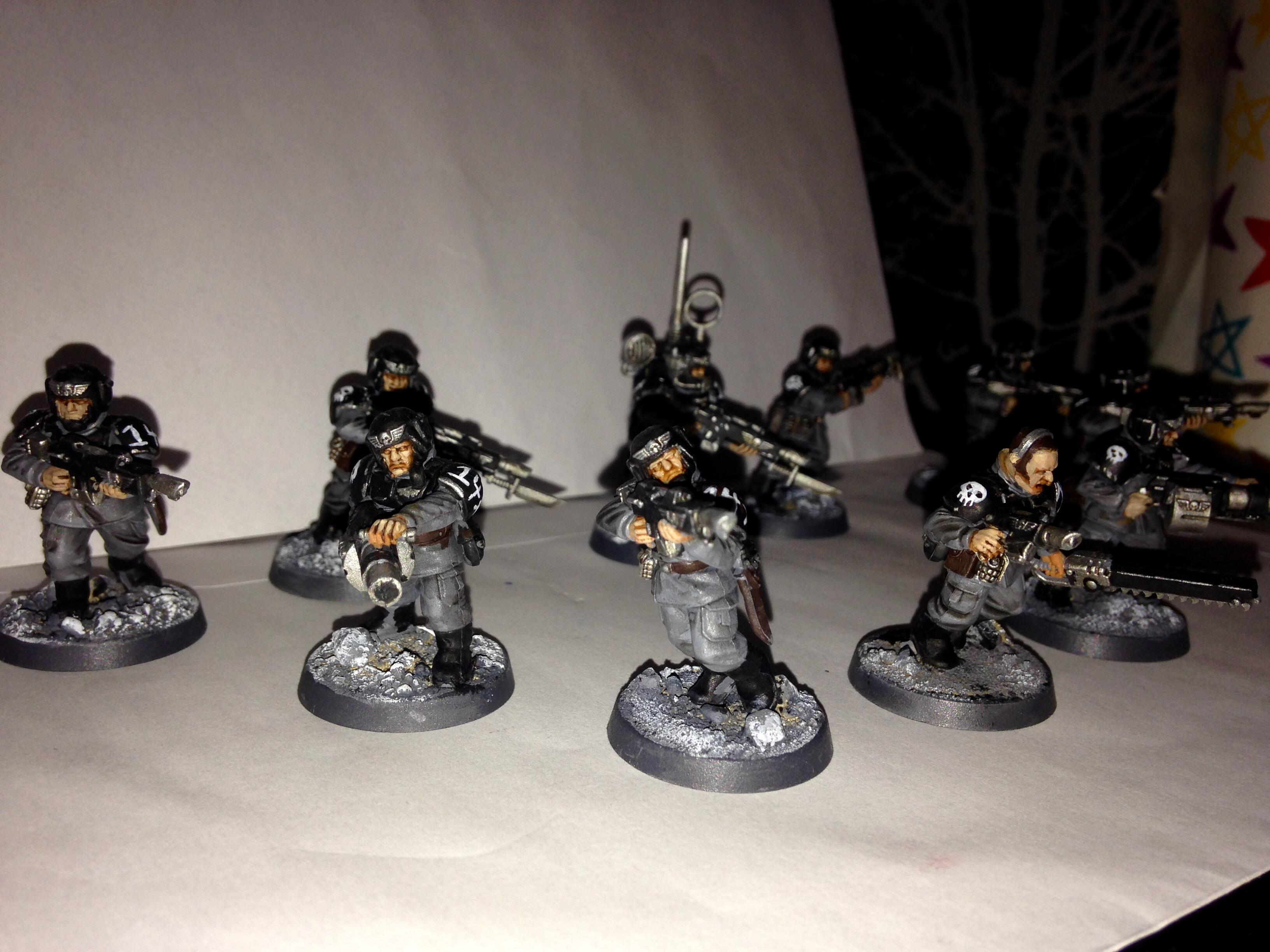 Guard, Imperial, Imperial Guard squad 3