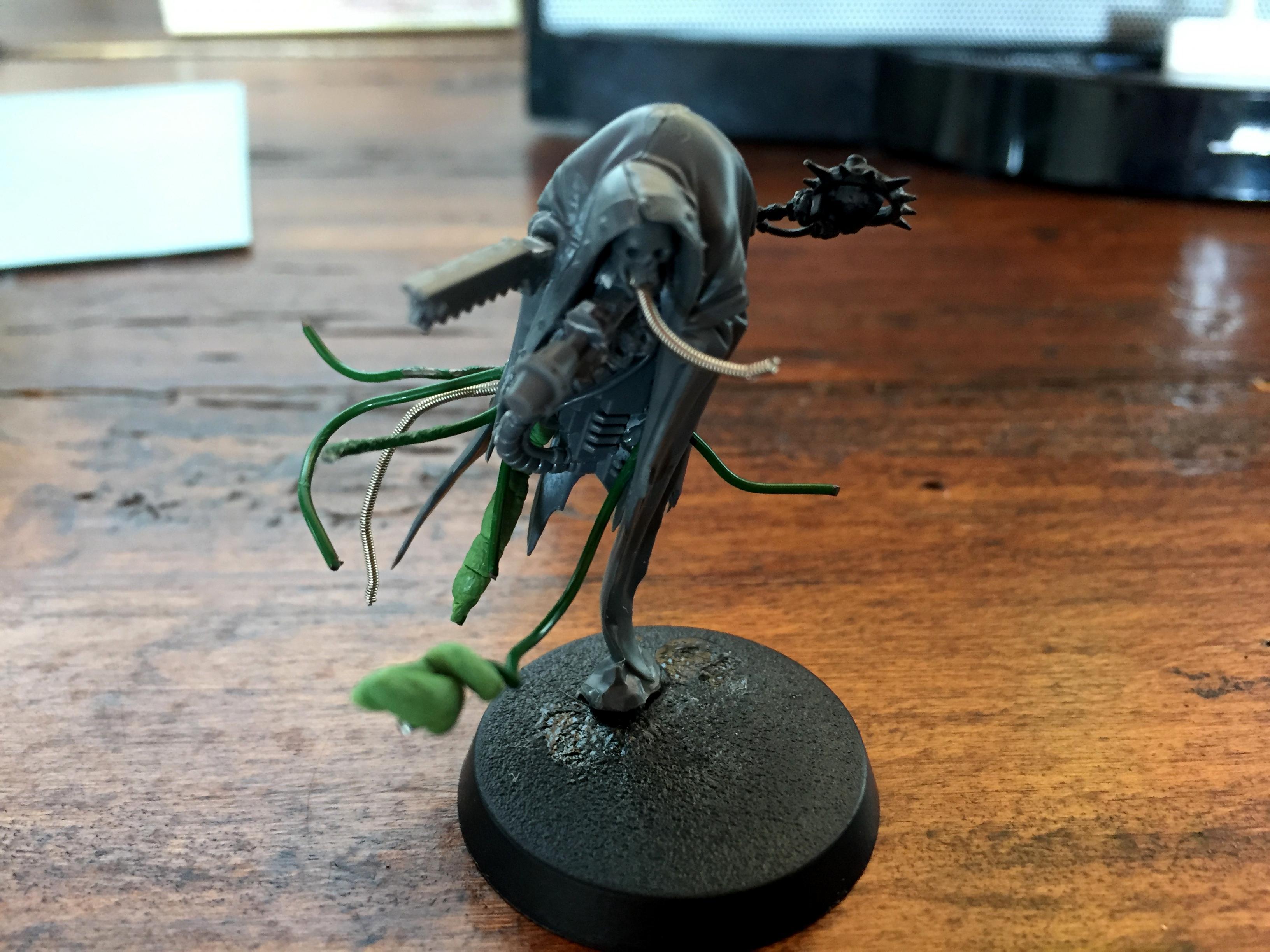 Adeptus Mechanicus, Cairn Wraith, Conversion, Tech Priest