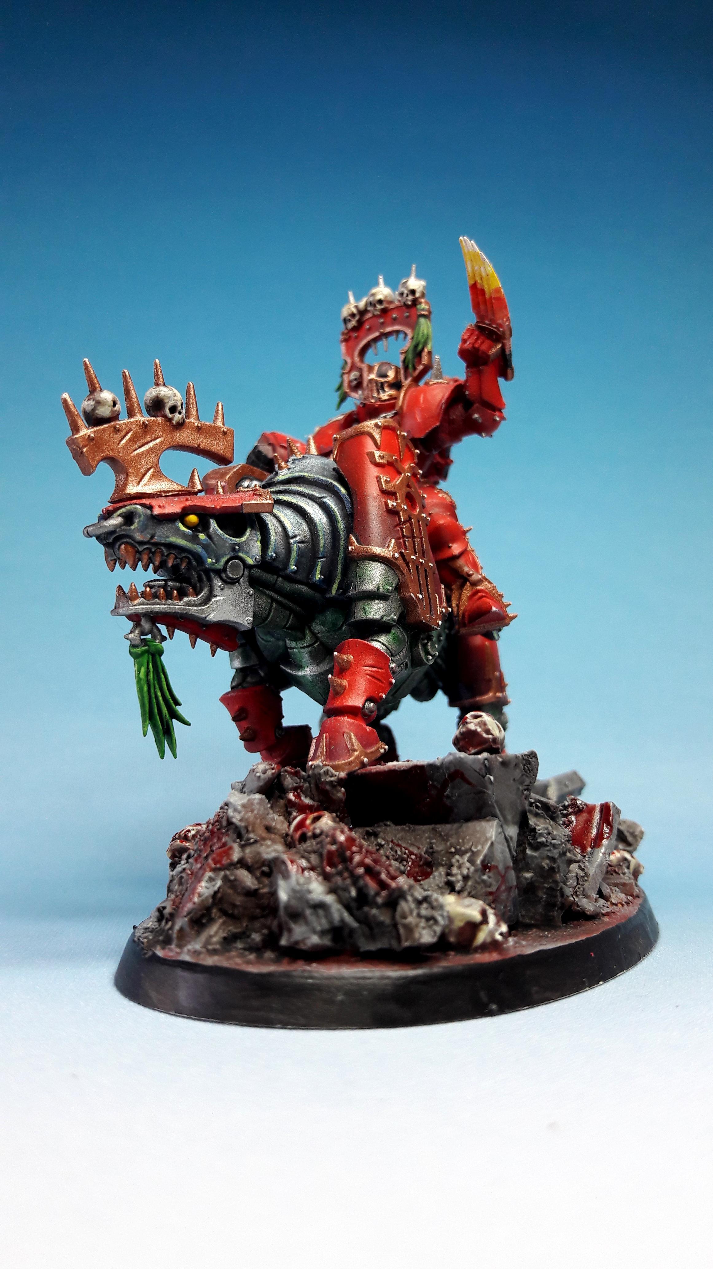 Chaos Lord, Juggerlord, Juggernaut, Juggernaut Lord